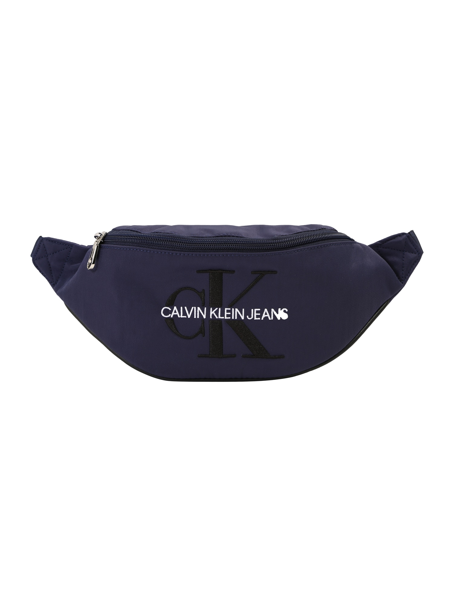 Calvin Klein Jeans Ledvinka 'MONOGRAM STREET PACK'  námořnická modř