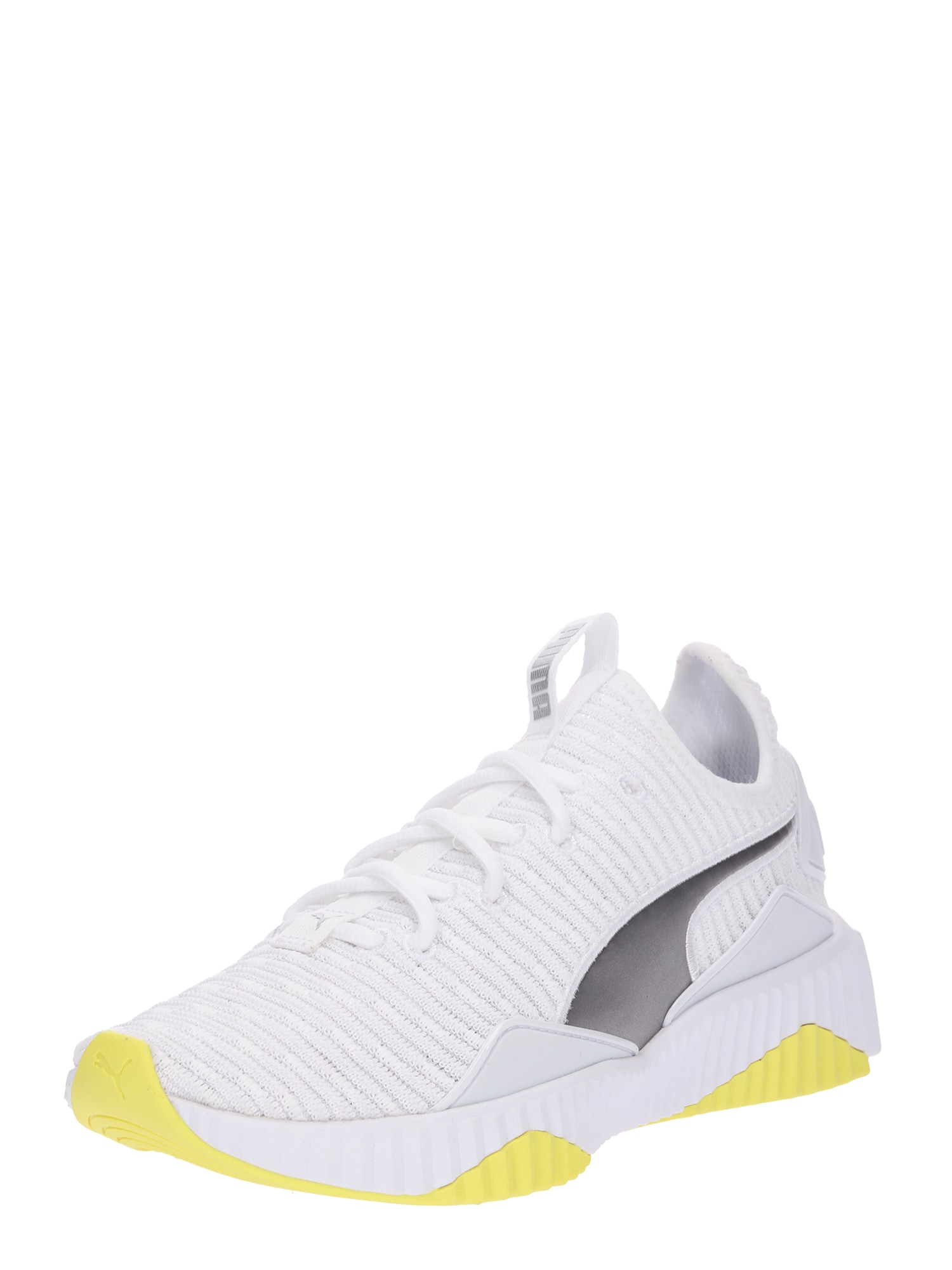 Sportovní boty Defy Tz žlutá stříbrná bílá PUMA