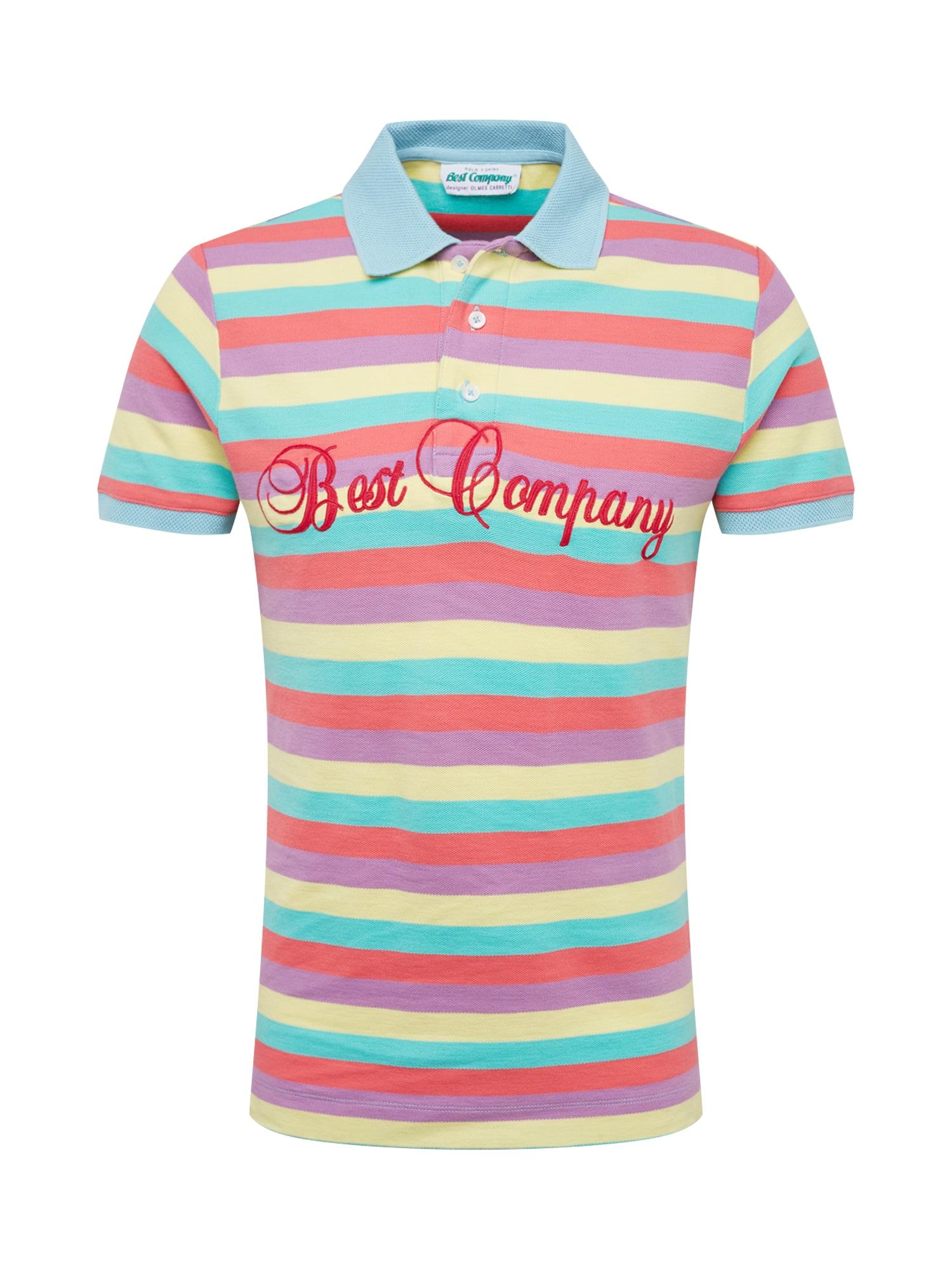 Tričko mix barev Best Company