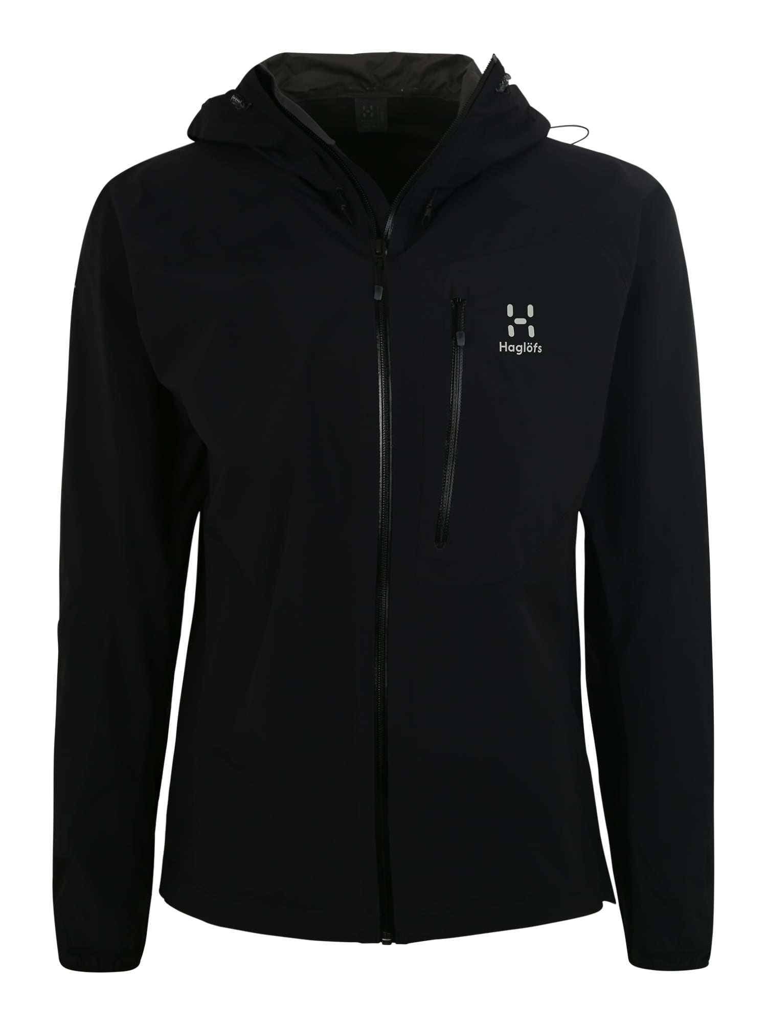 Outdoorová bunda L.I.M černá Haglöfs