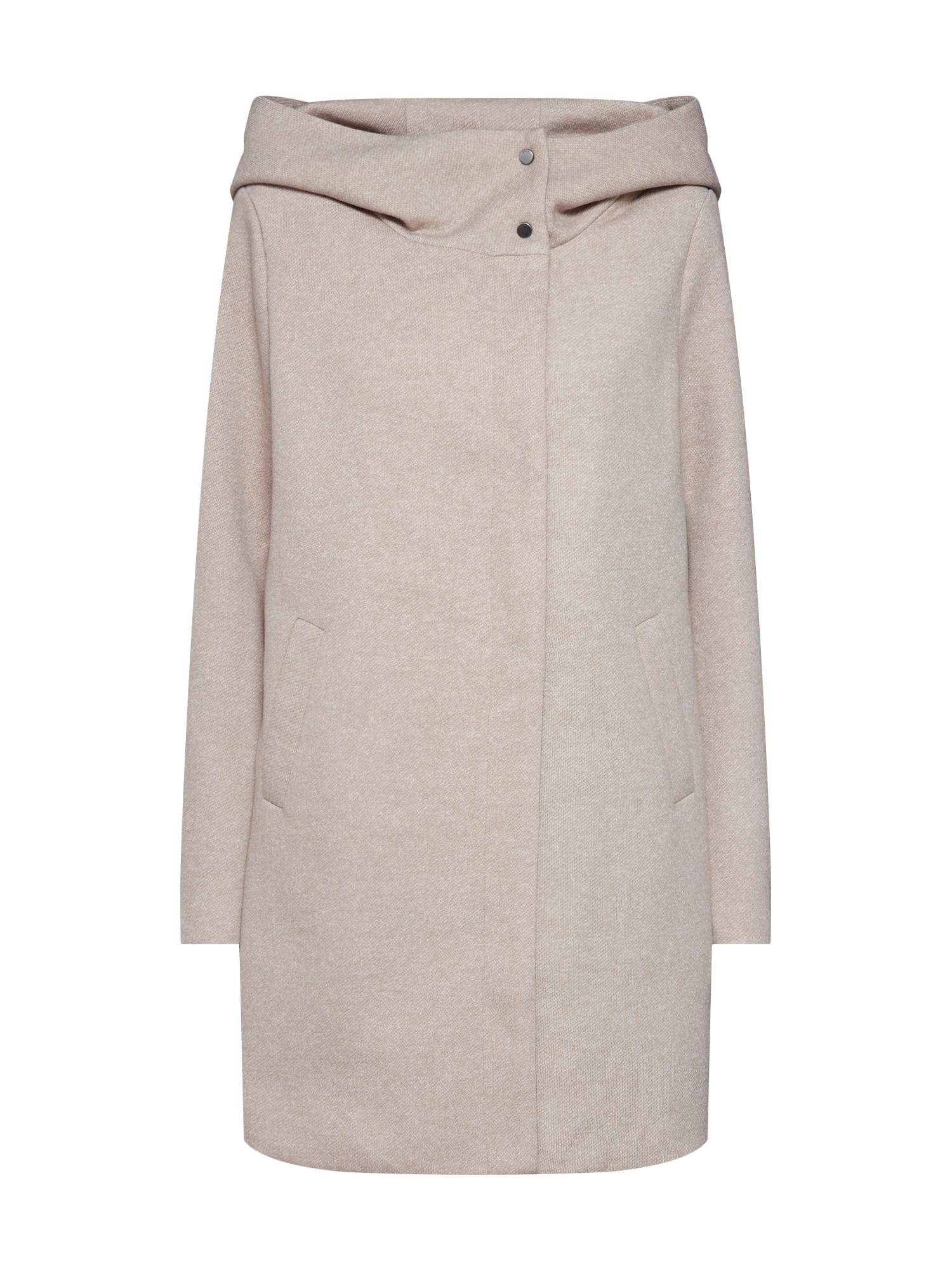 Přechodný kabát Maddie tělová ONLY