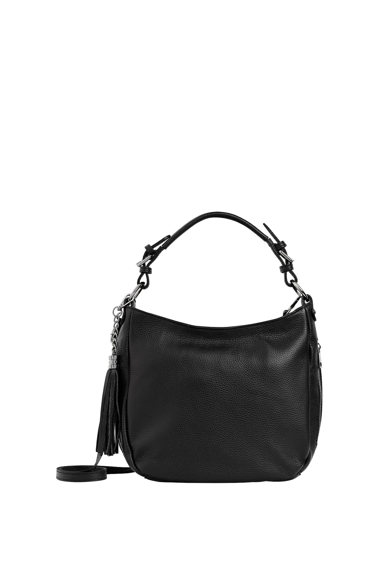 Schultertasche 'Black label' | Taschen > Handtaschen > Schultertaschen | Usha