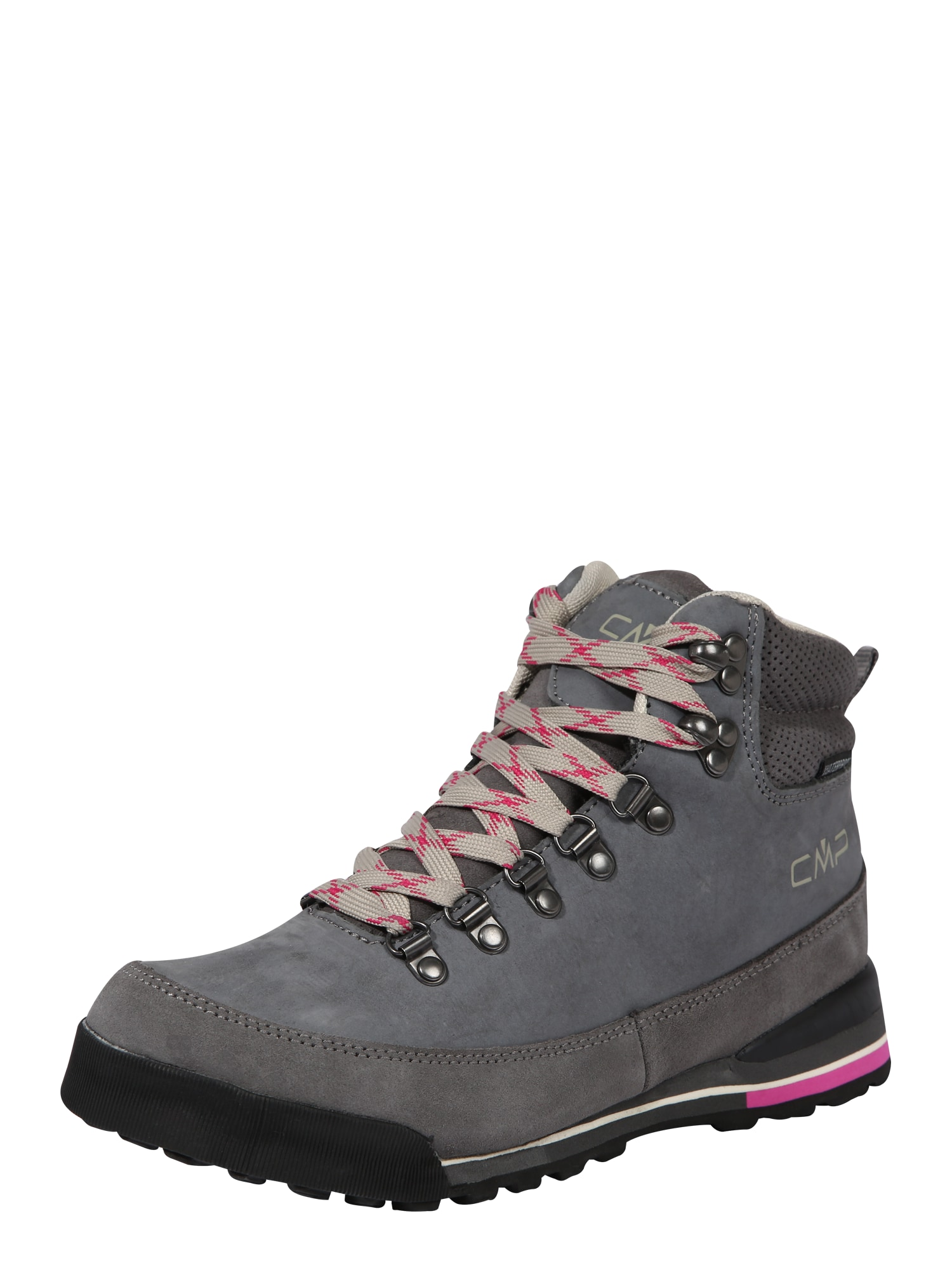 Hikingboots 'HEKA' | Schuhe > Boots > Sonstige Boots | Dunkelgrau - Rosa | CMP