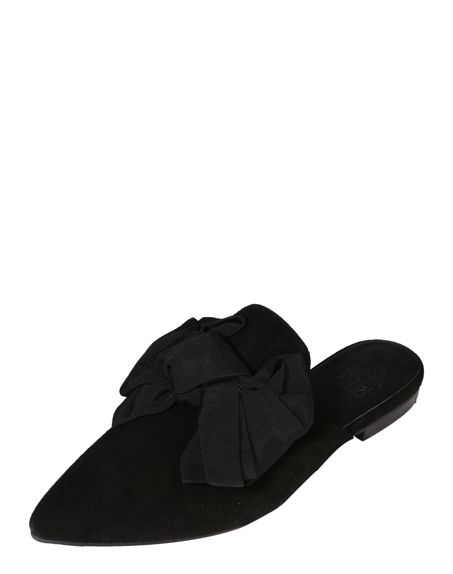 Pantofle černá Billi Bi