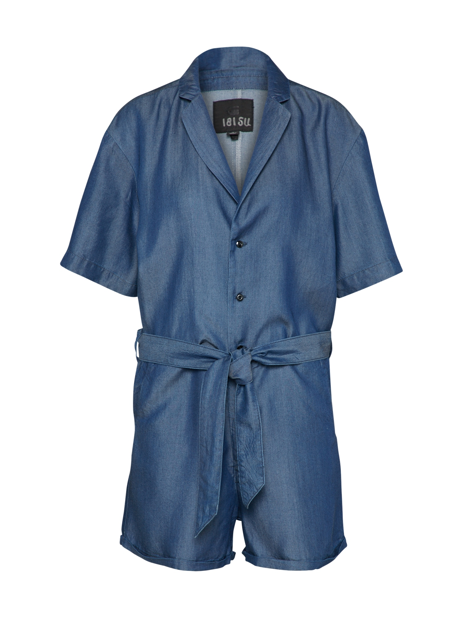 G-STAR RAW Dames Jumpsuit donkerblauw