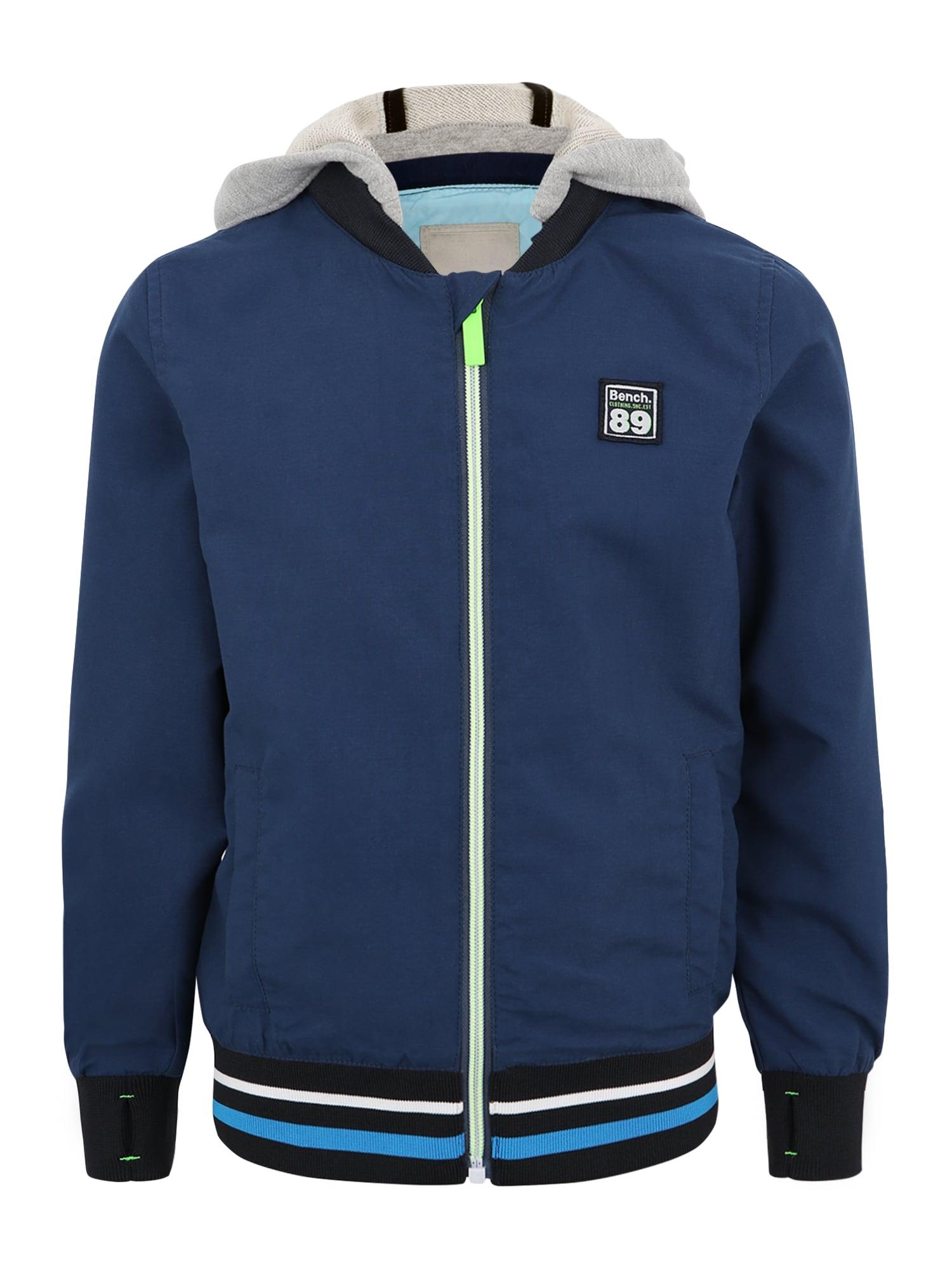 Přechodná bunda  modrá BENCH