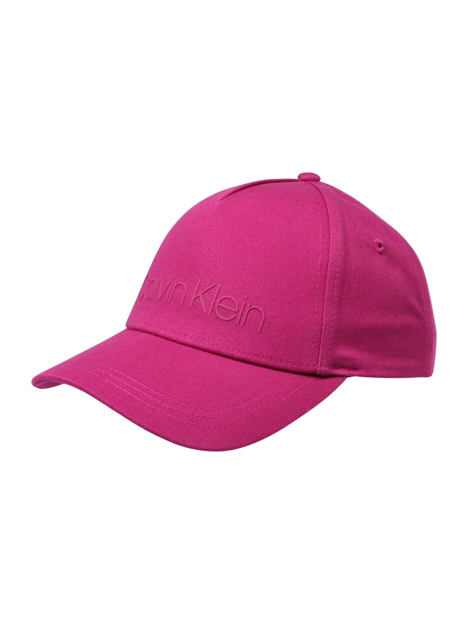 Cap | Accessoires > Caps > Sonstige Caps | Magenta | Calvin Klein