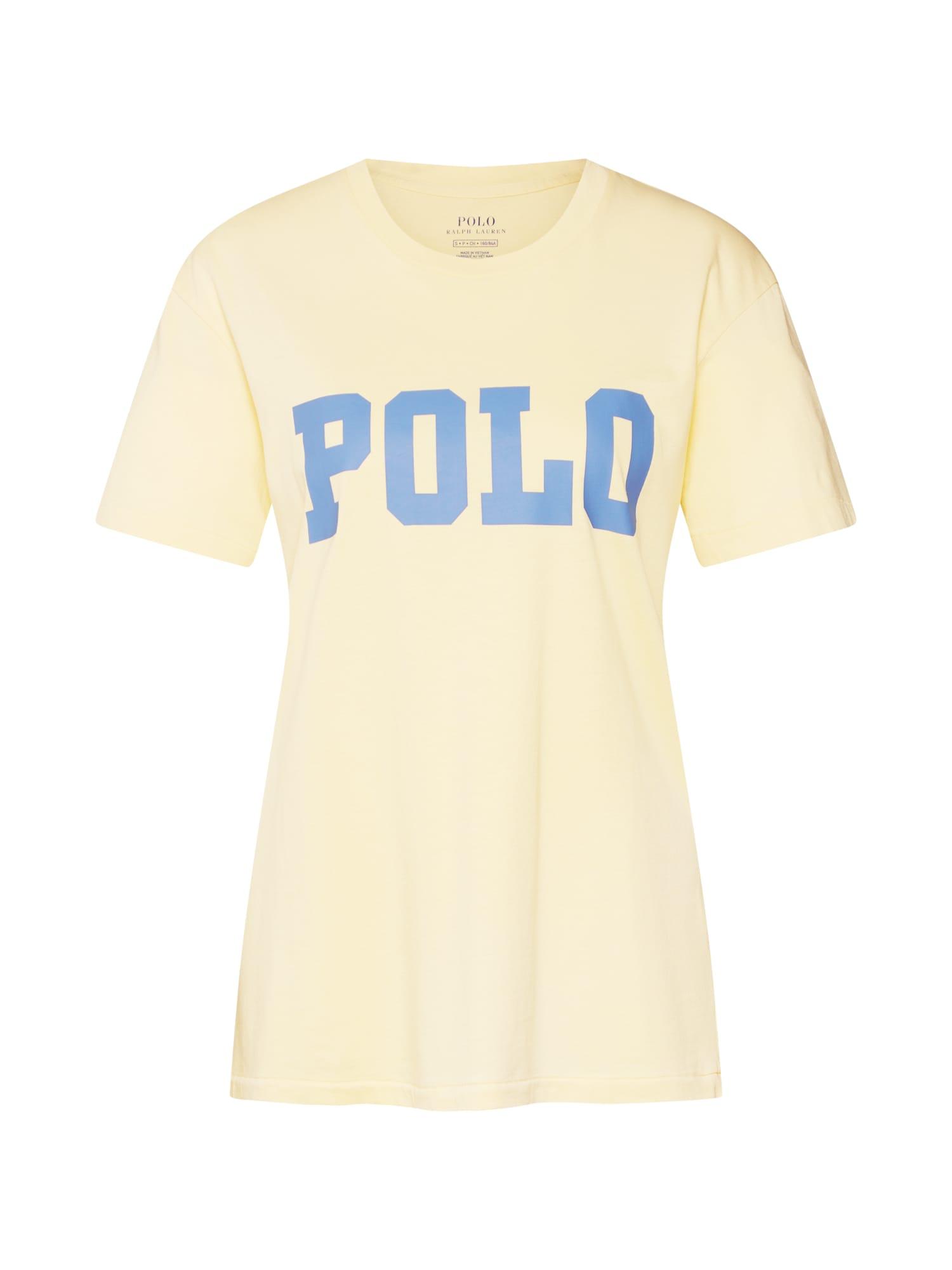Tričko BIG POLO žlutá POLO RALPH LAUREN
