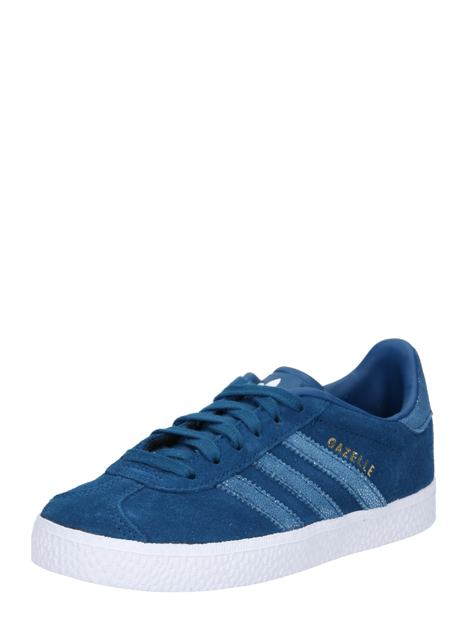 ADIDAS ORIGINALS, Meisjes Sneakers 'Gazelle', marine