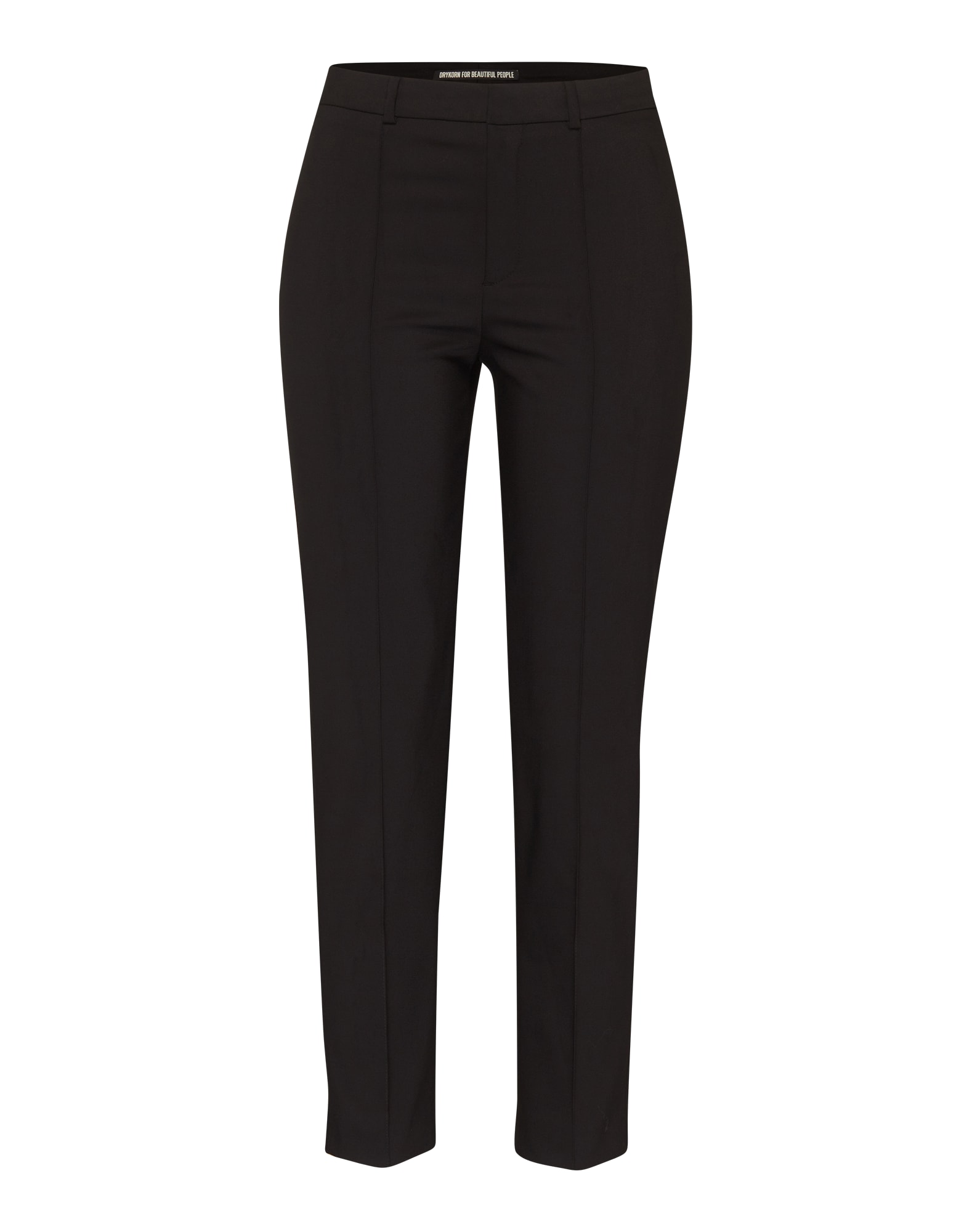 Kalhoty s puky Act černá DRYKORN
