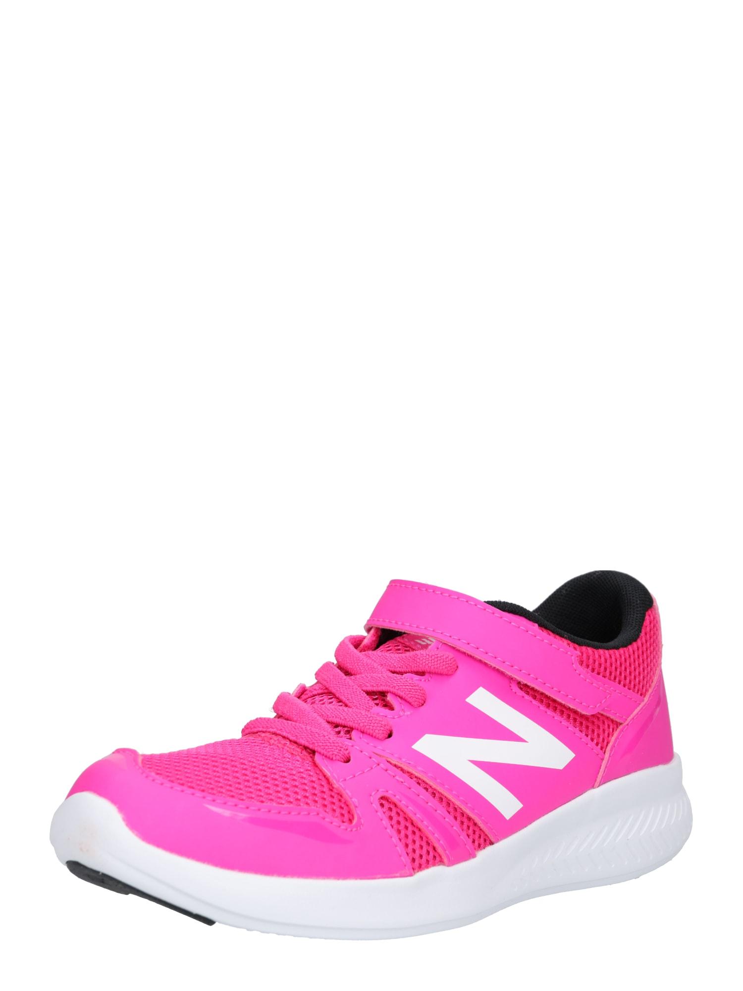 Sportovní boty YT570 M pink bílá New Balance