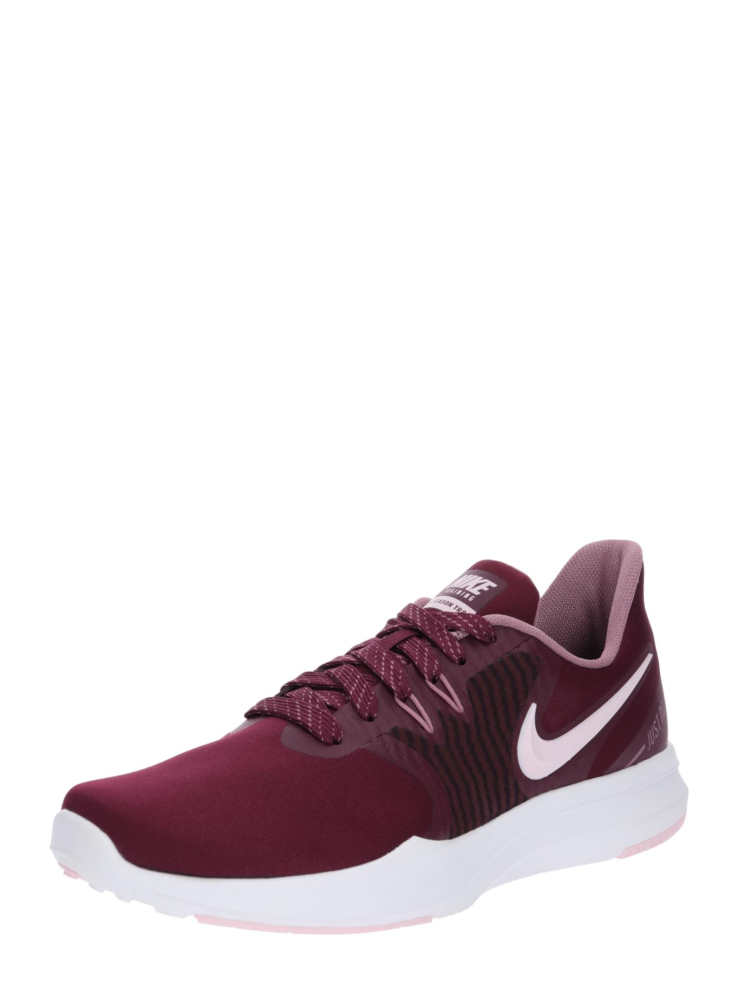 Sportovní boty In-Season Tr 8 bordó NIKE