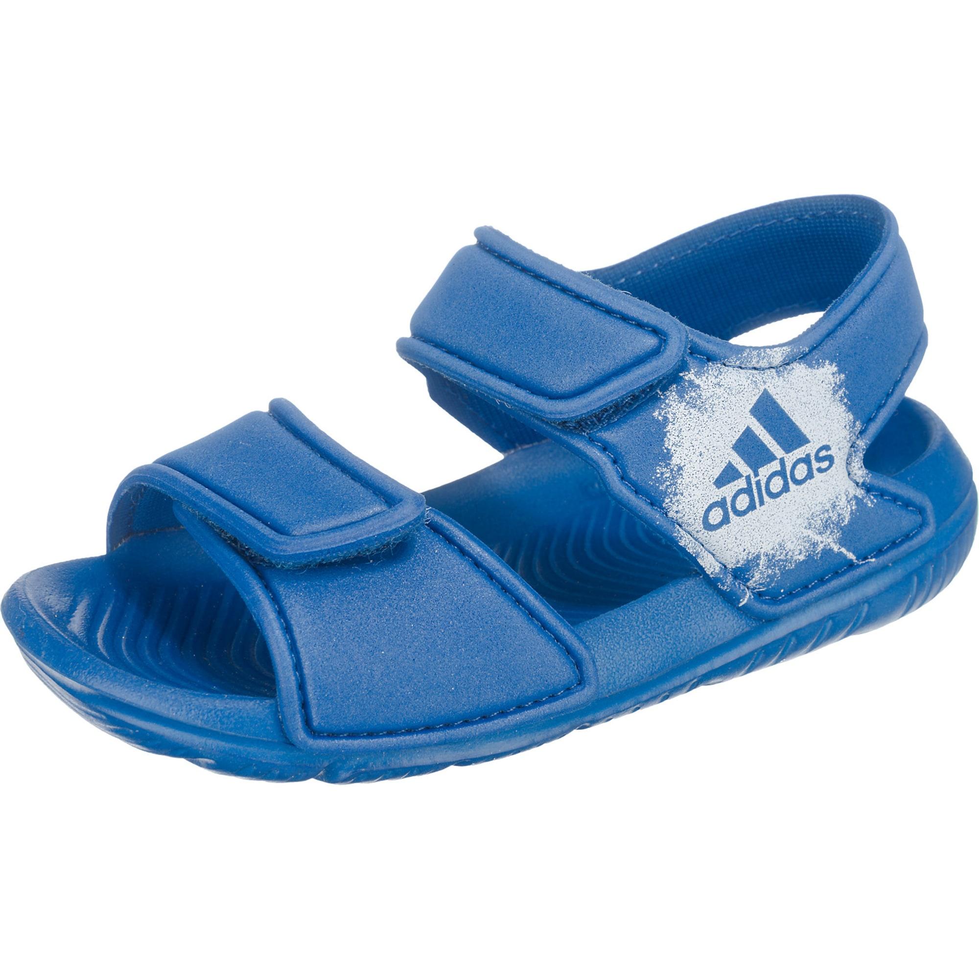 Plážovákoupací obuv ALTASWIM nebeská modř bílý melír ADIDAS PERFORMANCE