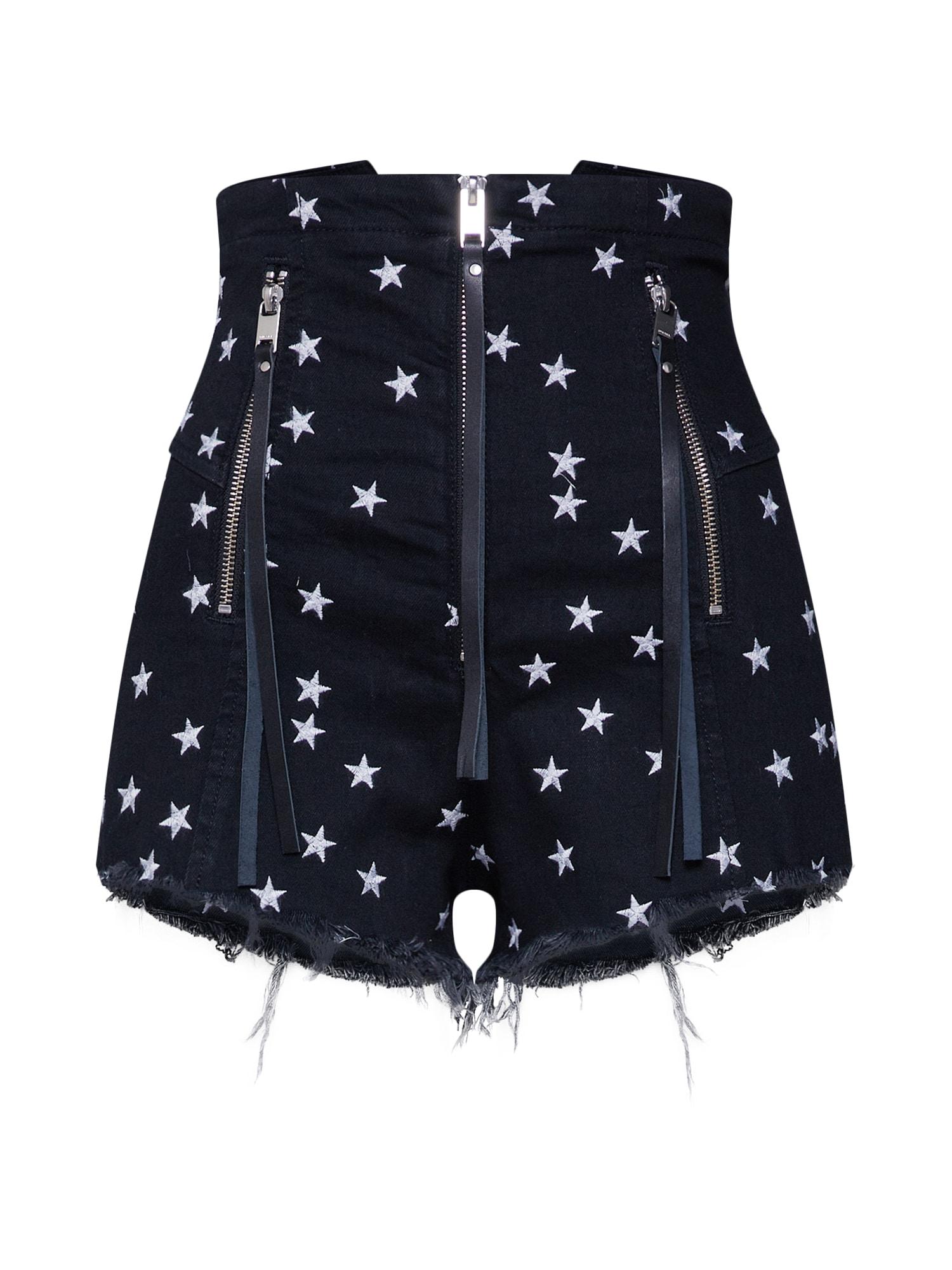 Kalhoty DE-PANTY černá DIESEL