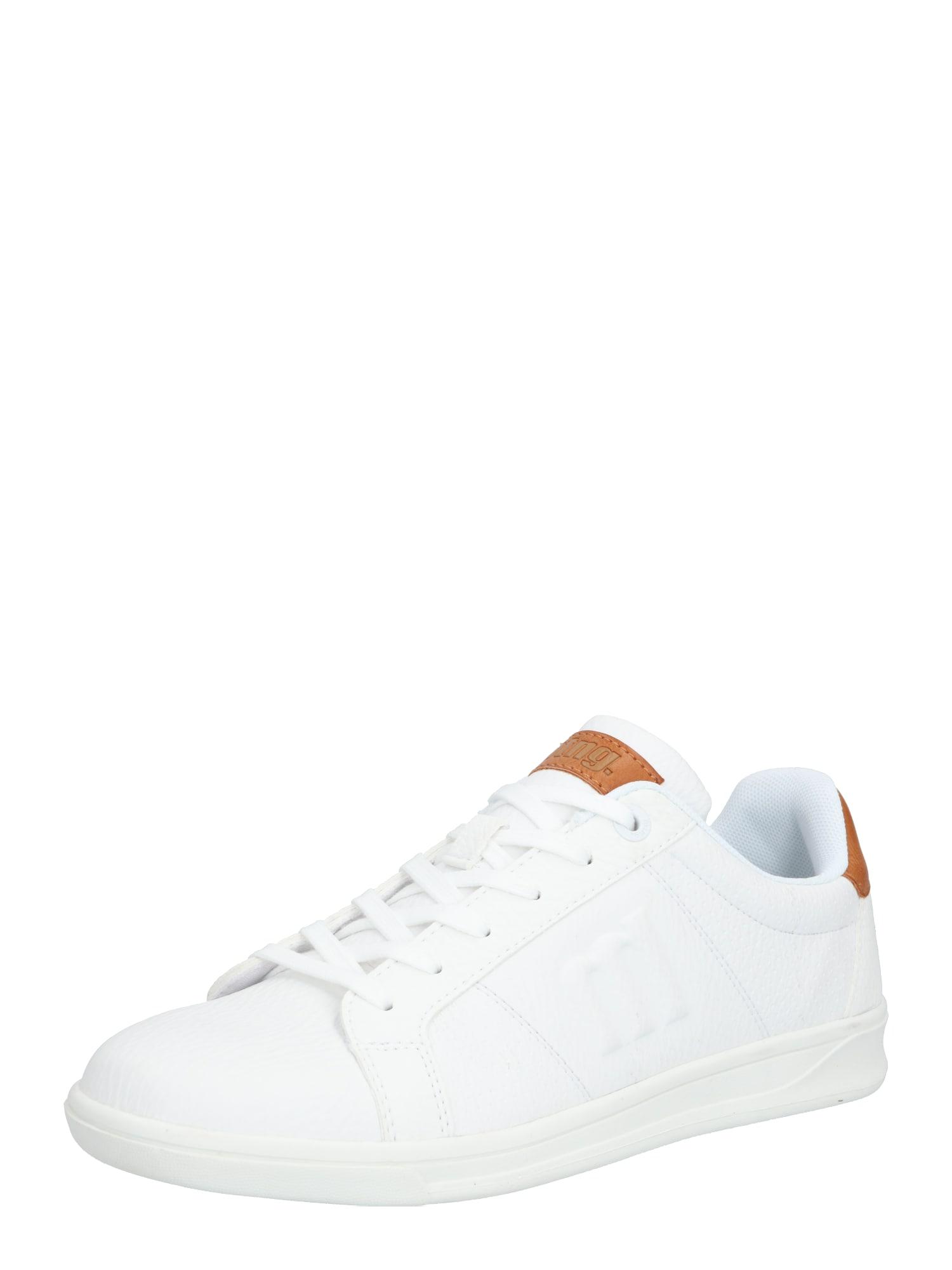 MTNG Tenisky 'ROMA'  bílá / oranžová