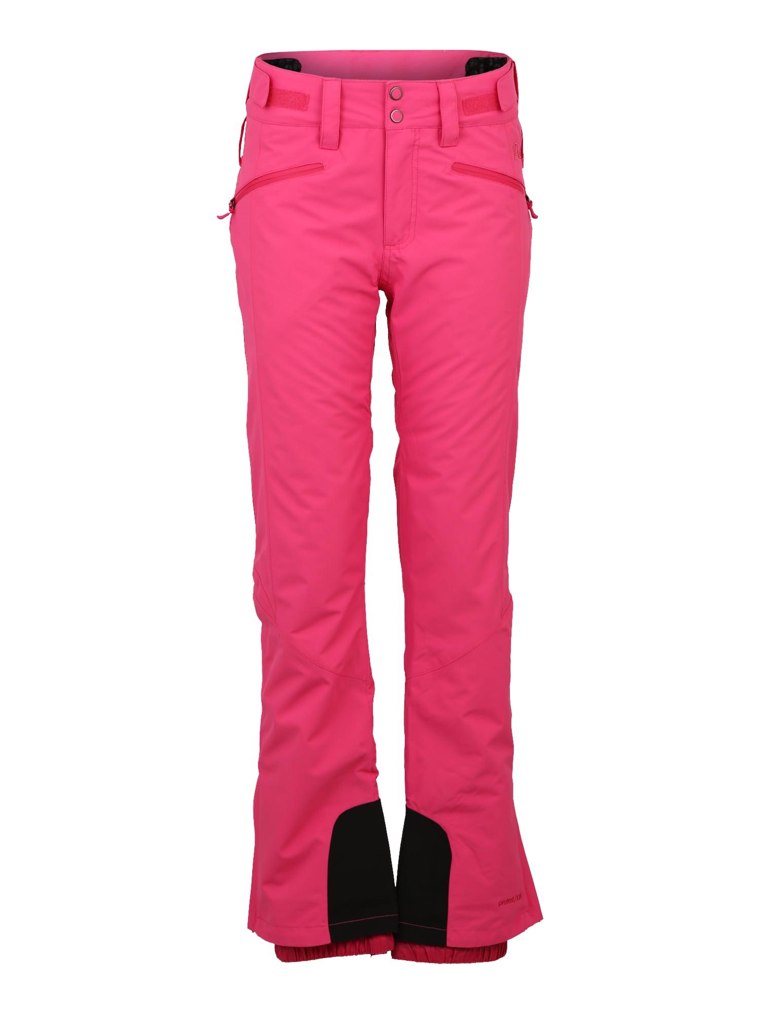 Sportovní kalhoty Kensington Snowpants pink PROTEST