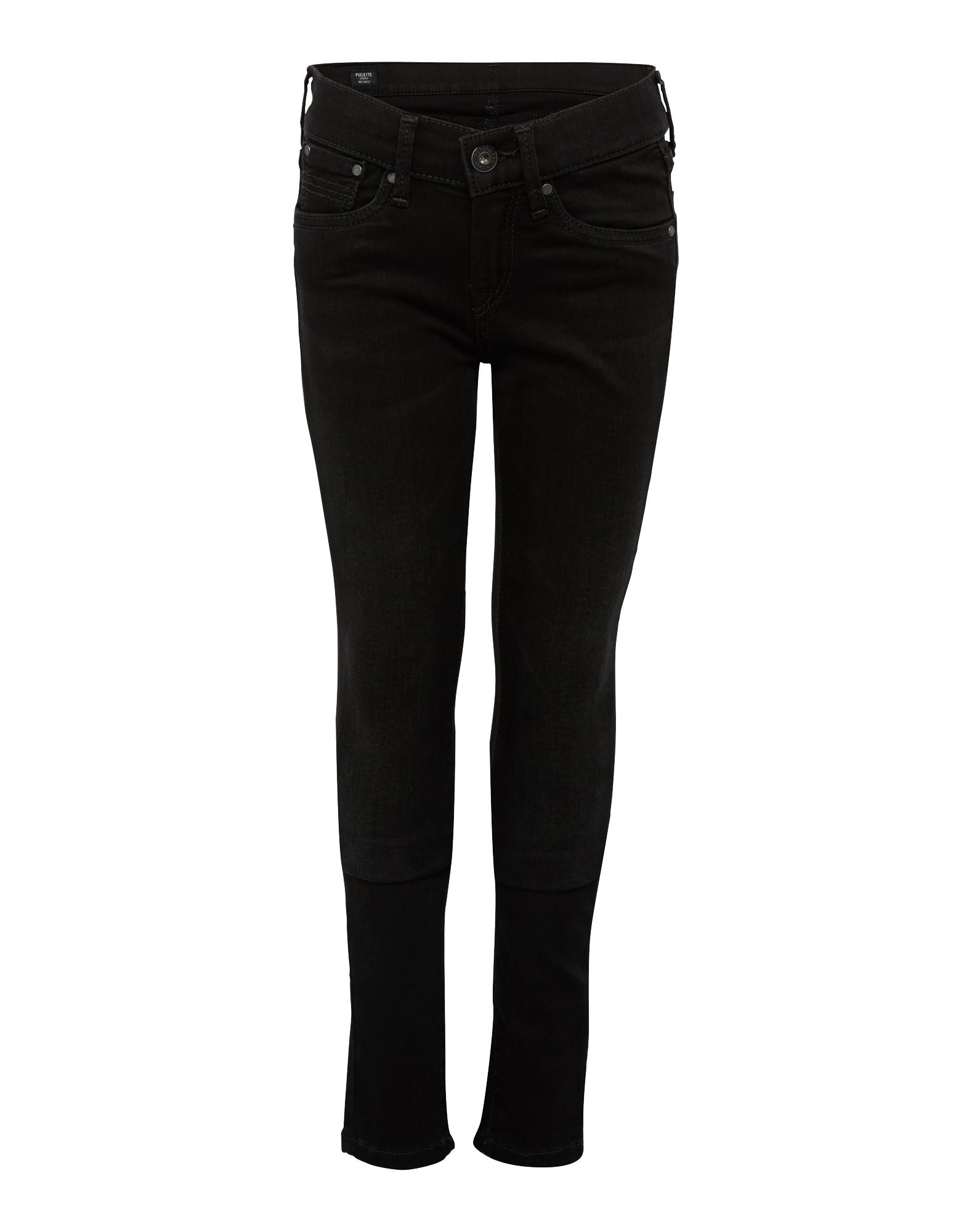 Pepe Jeans Meisjes Jeans PIXLETTE black denim