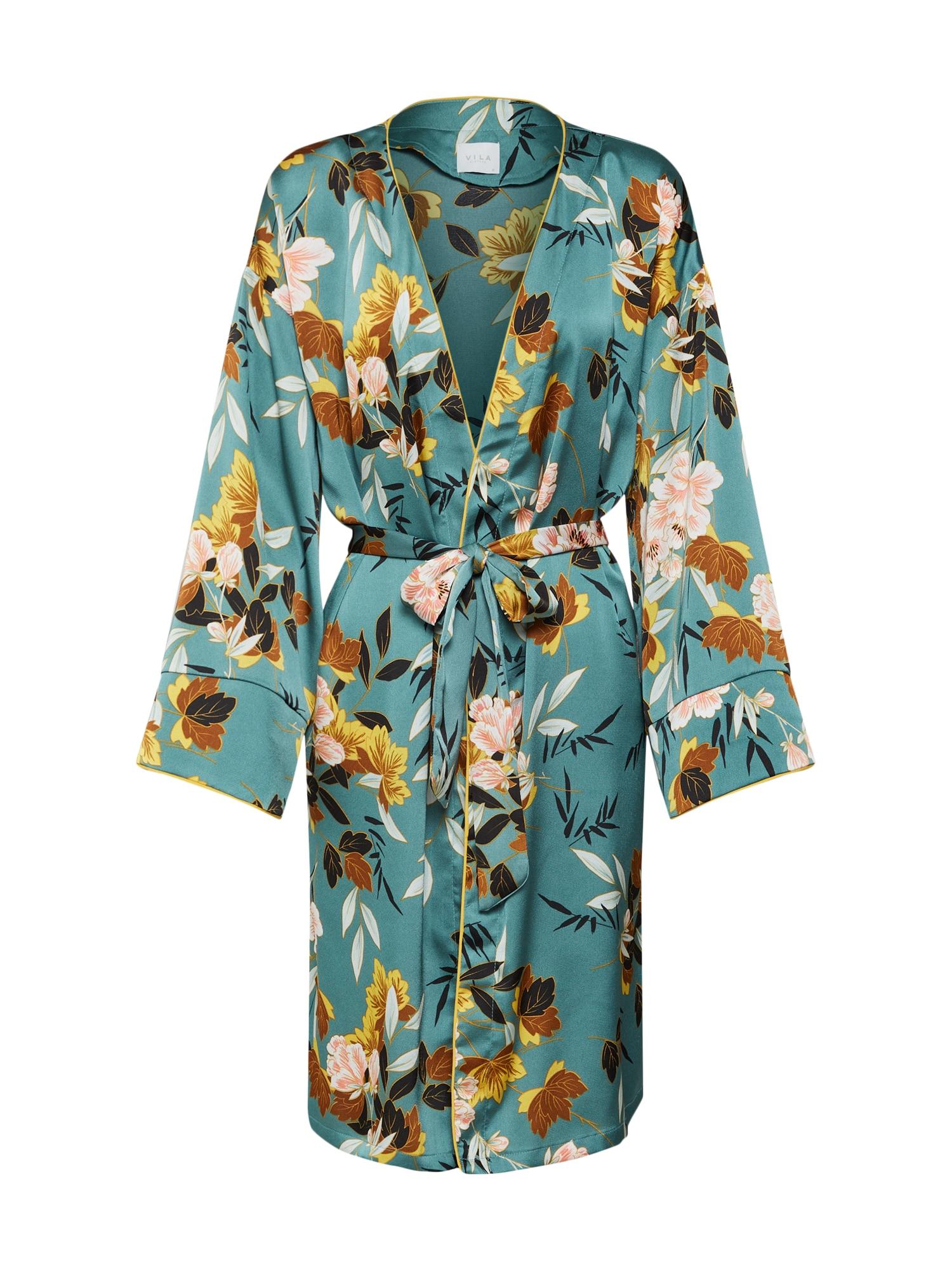 VILA, Dames Kimono, groen