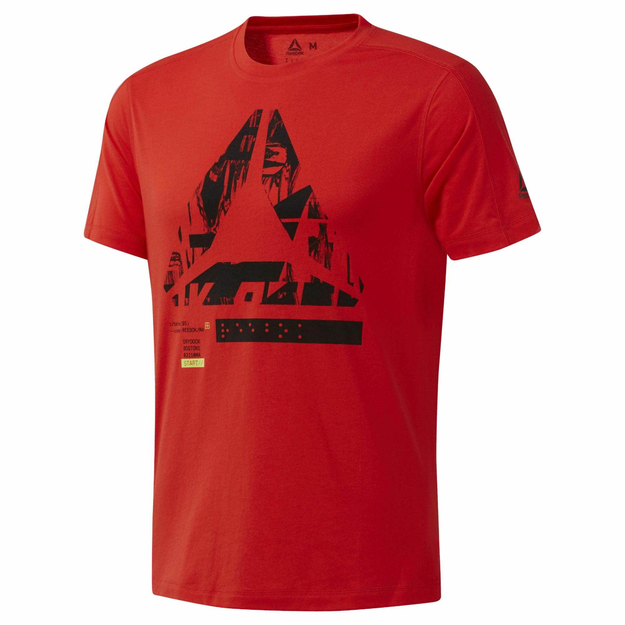Funktionsshirt | Sportbekleidung > Sportshirts | Reebok