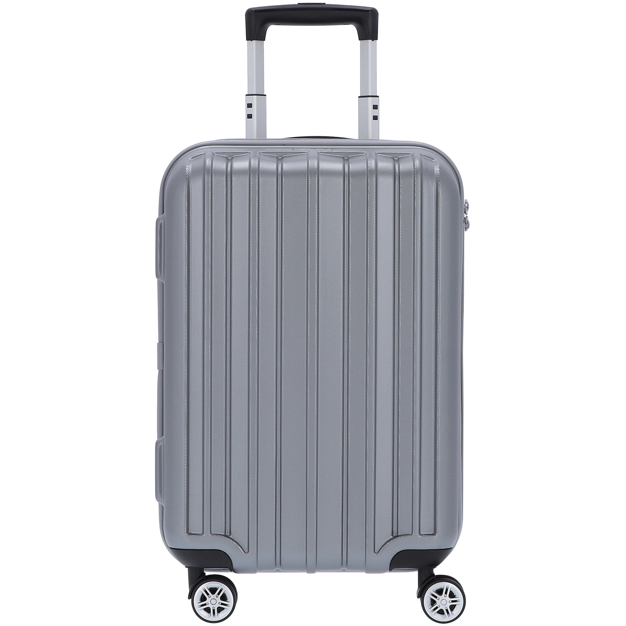 Trolley | Taschen > Koffer & Trolleys > Trolleys | Silber | Stratic