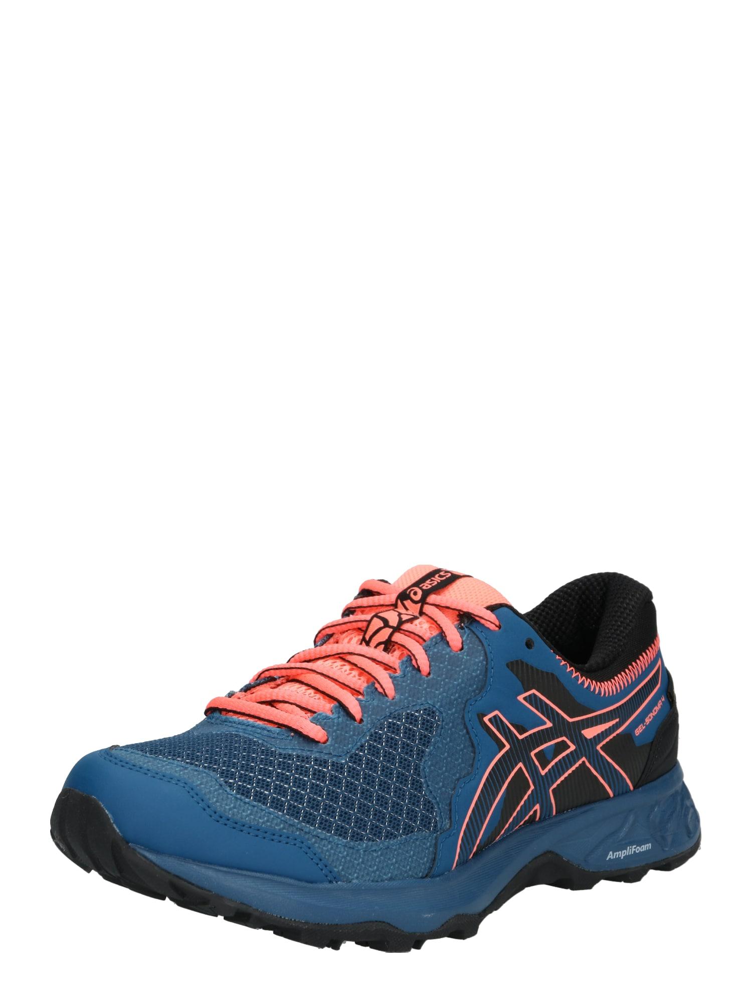 Běžecká obuv Gel-Sonoma 4 G-TX Trail tmavě modrá korálová ASICS