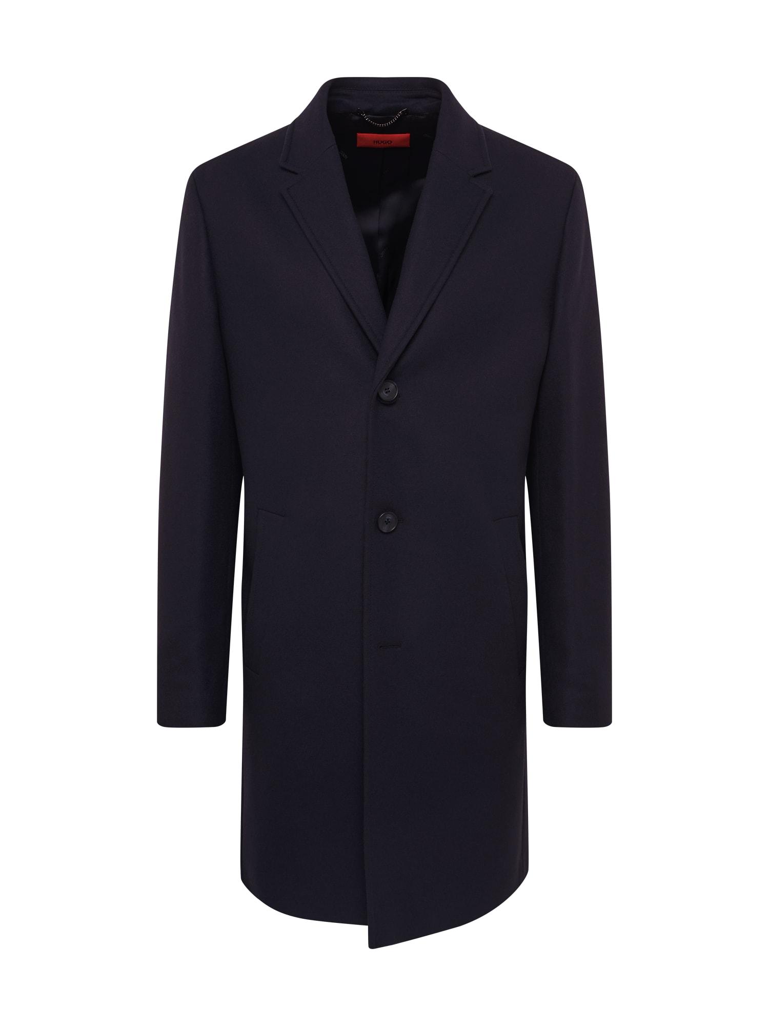 Přechodný kabát Malte námořnická modř HUGO