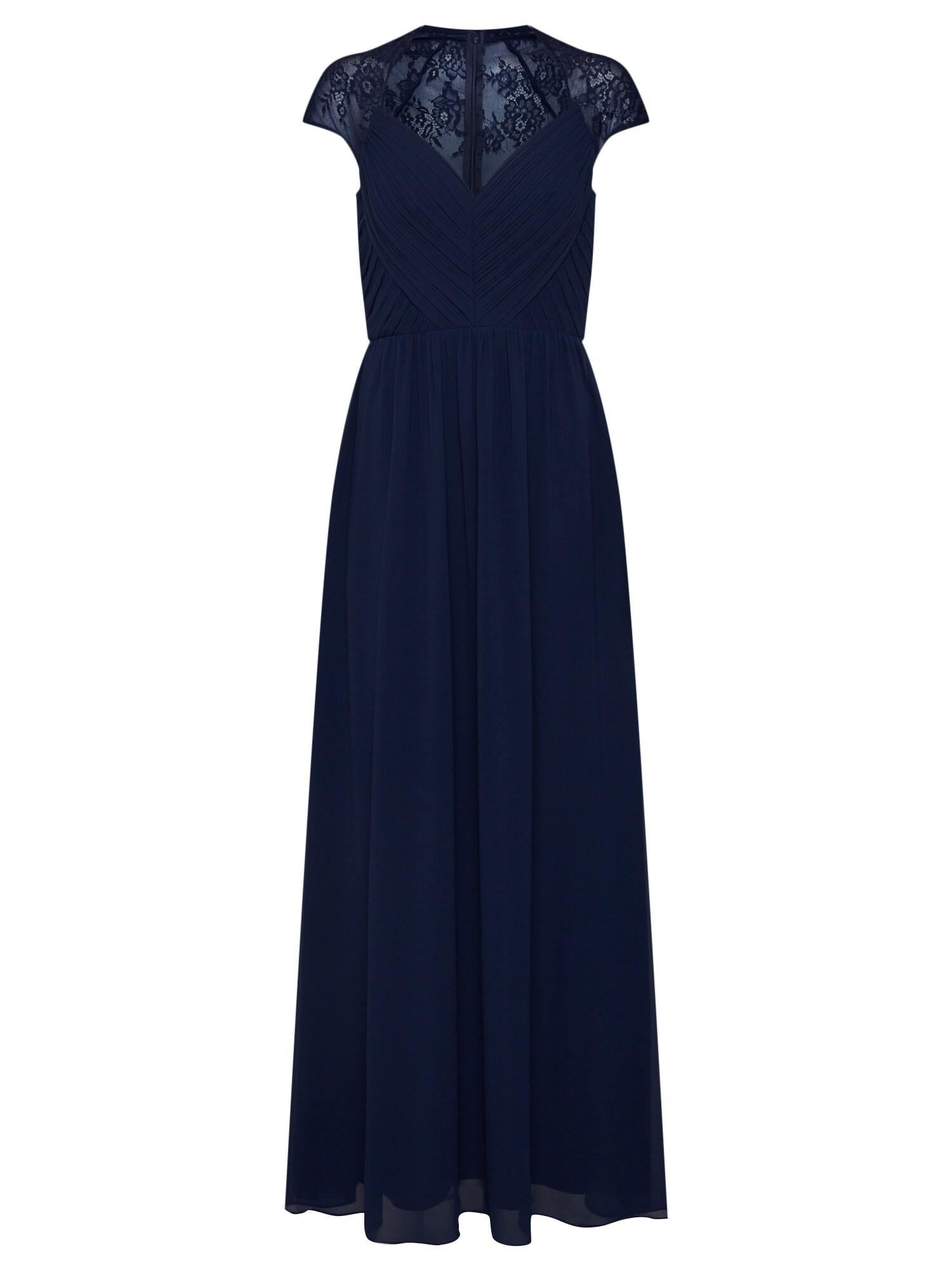 Společenské šaty Molly noční modrá Y.A.S