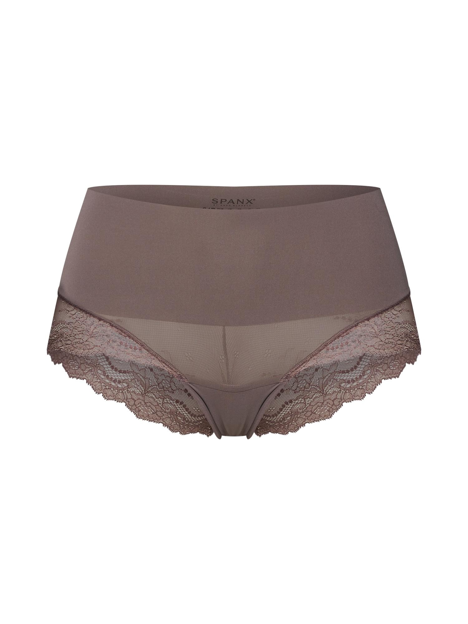 Stahovací prádlo Undie-Tectable šedobéžová SPANX