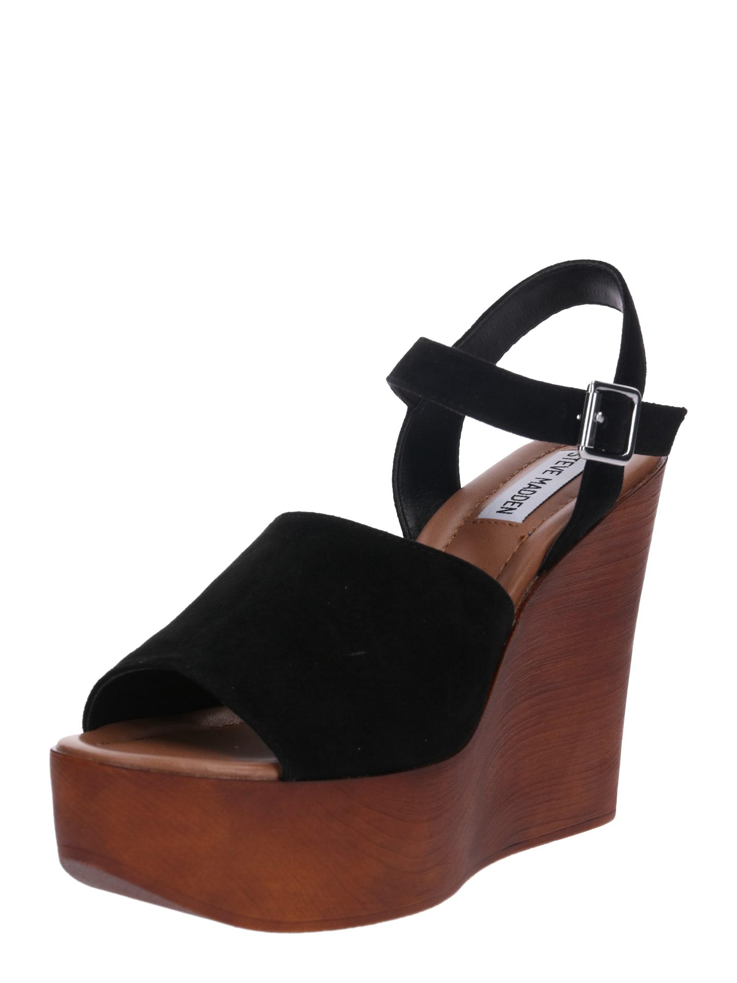 Sandály BELLINI  černá STEVE MADDEN
