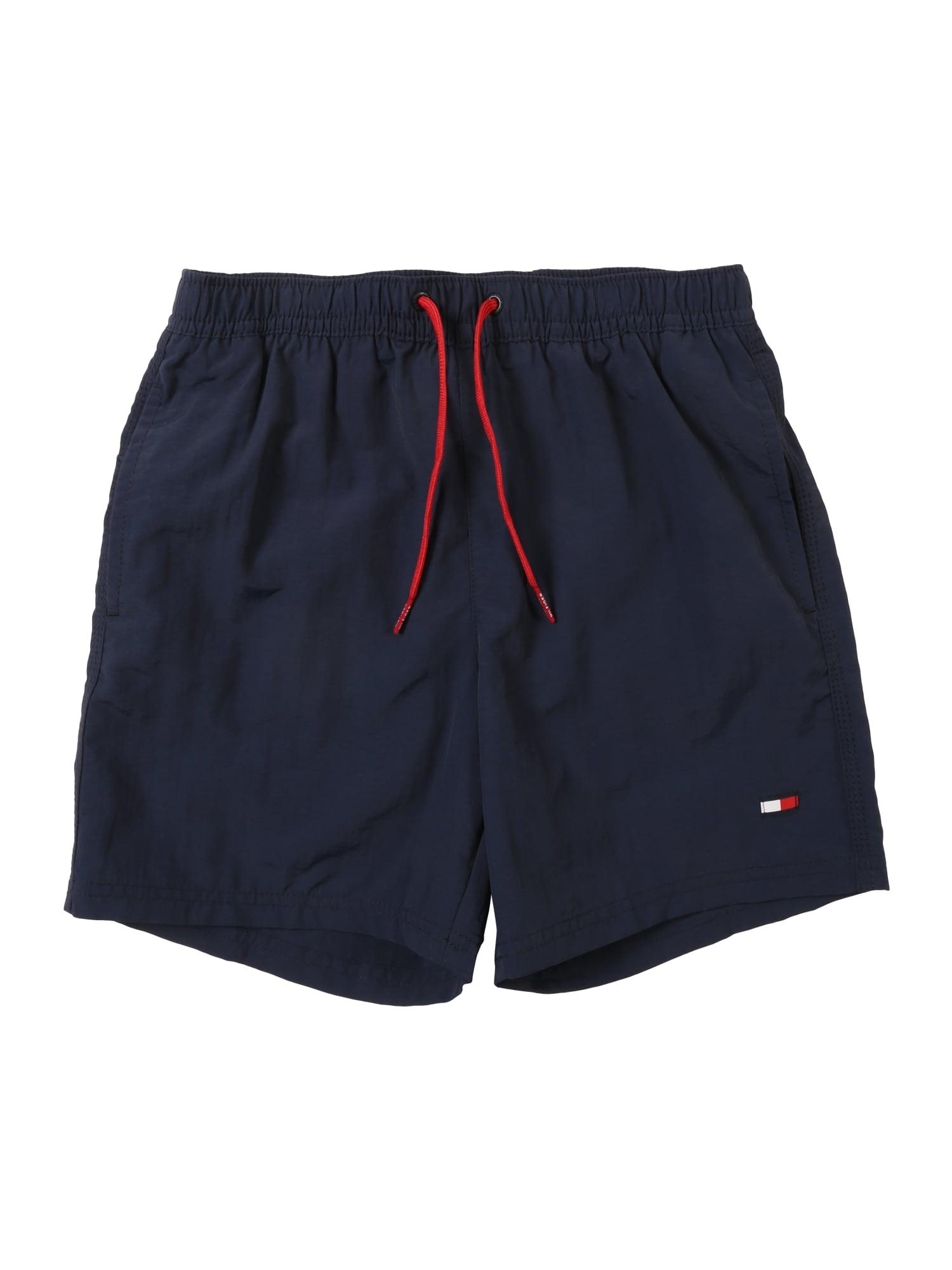 Plavecké šortky námořnická modř TOMMY HILFIGER