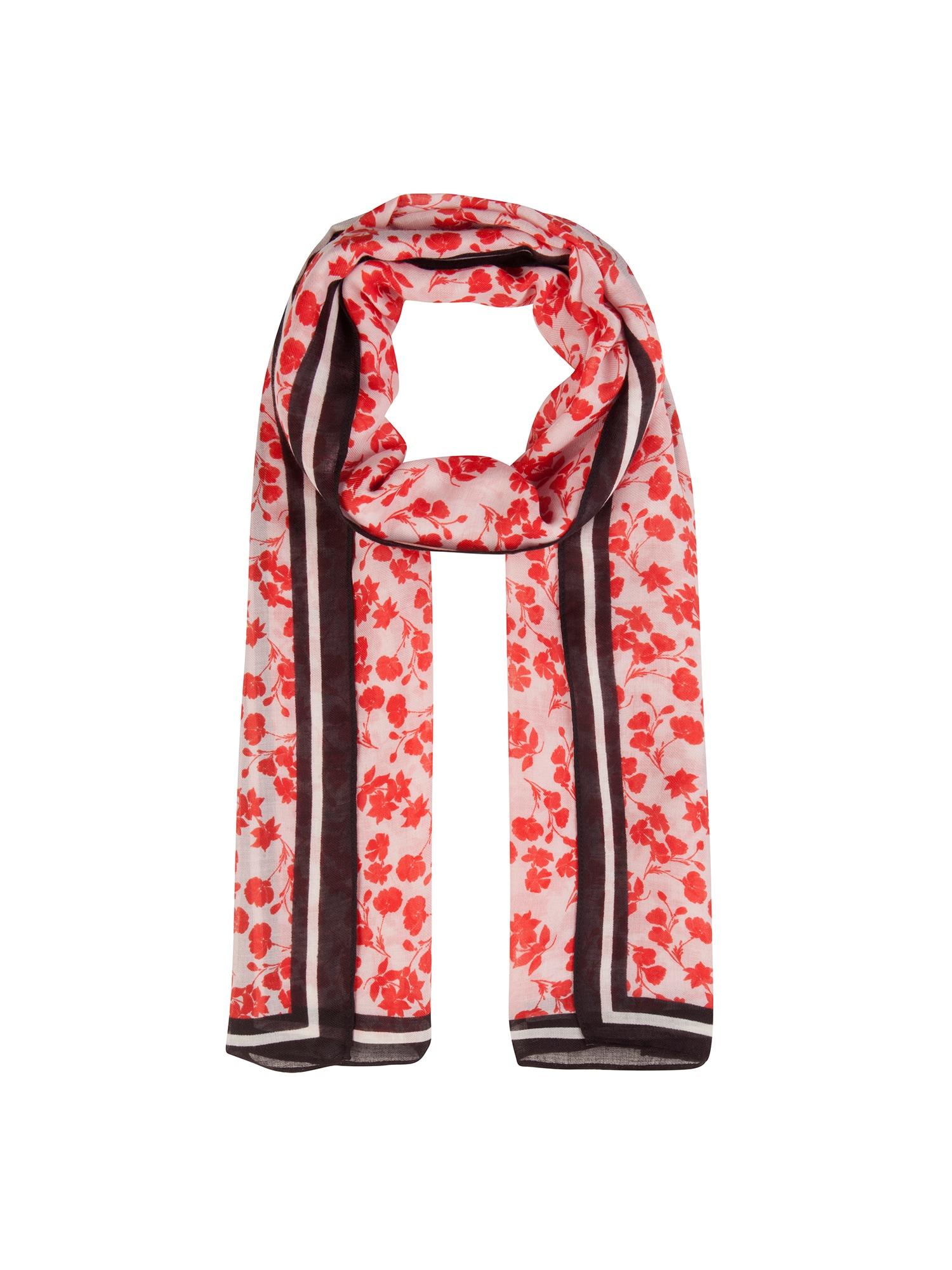 Šátek ALWAYS & FOREVER mix barev růže světle červená CODELLO