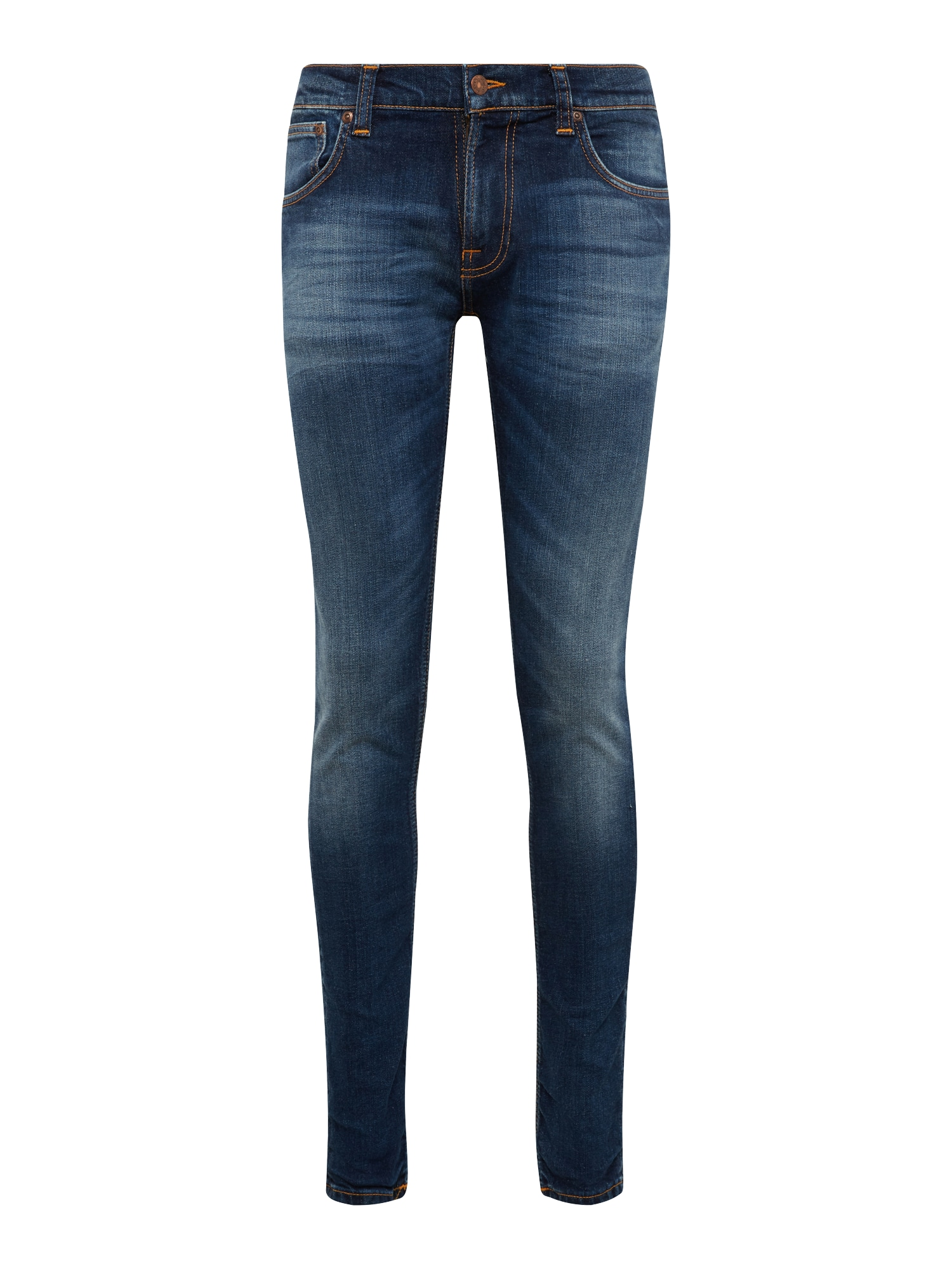 Džíny Tight Terry modrá džínovina Nudie Jeans Co