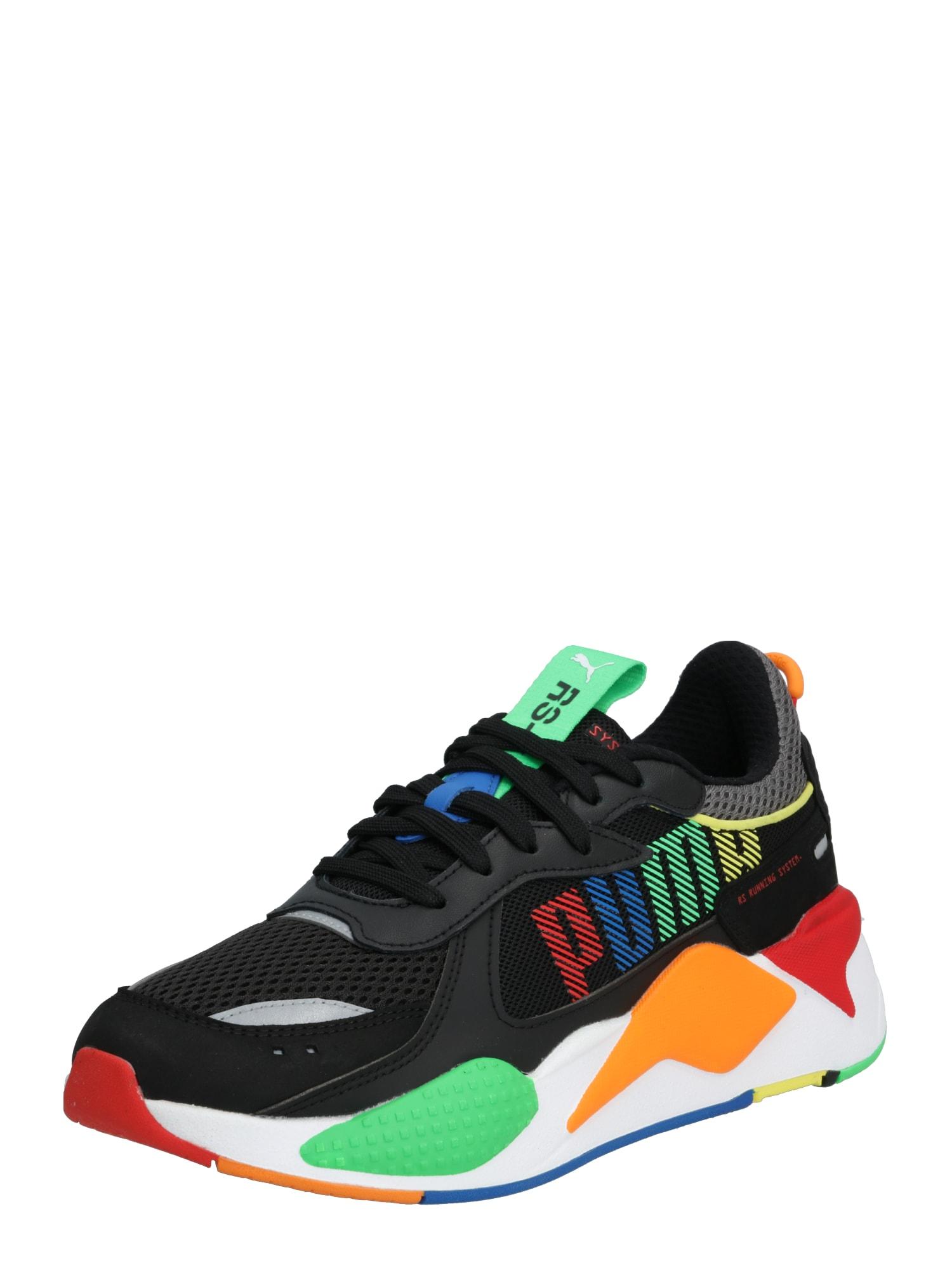 PUMA Nízke tenisky 'RS-X Bold'  zmiešané farby / čierna / biela