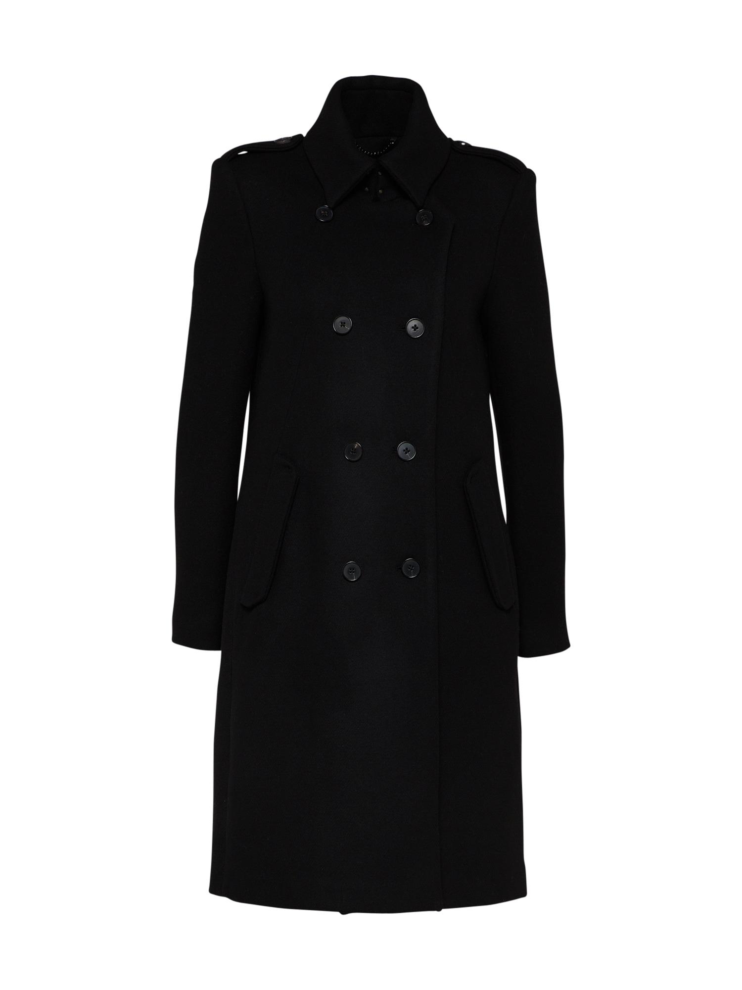 Přechodný kabát Buckey černá DRYKORN
