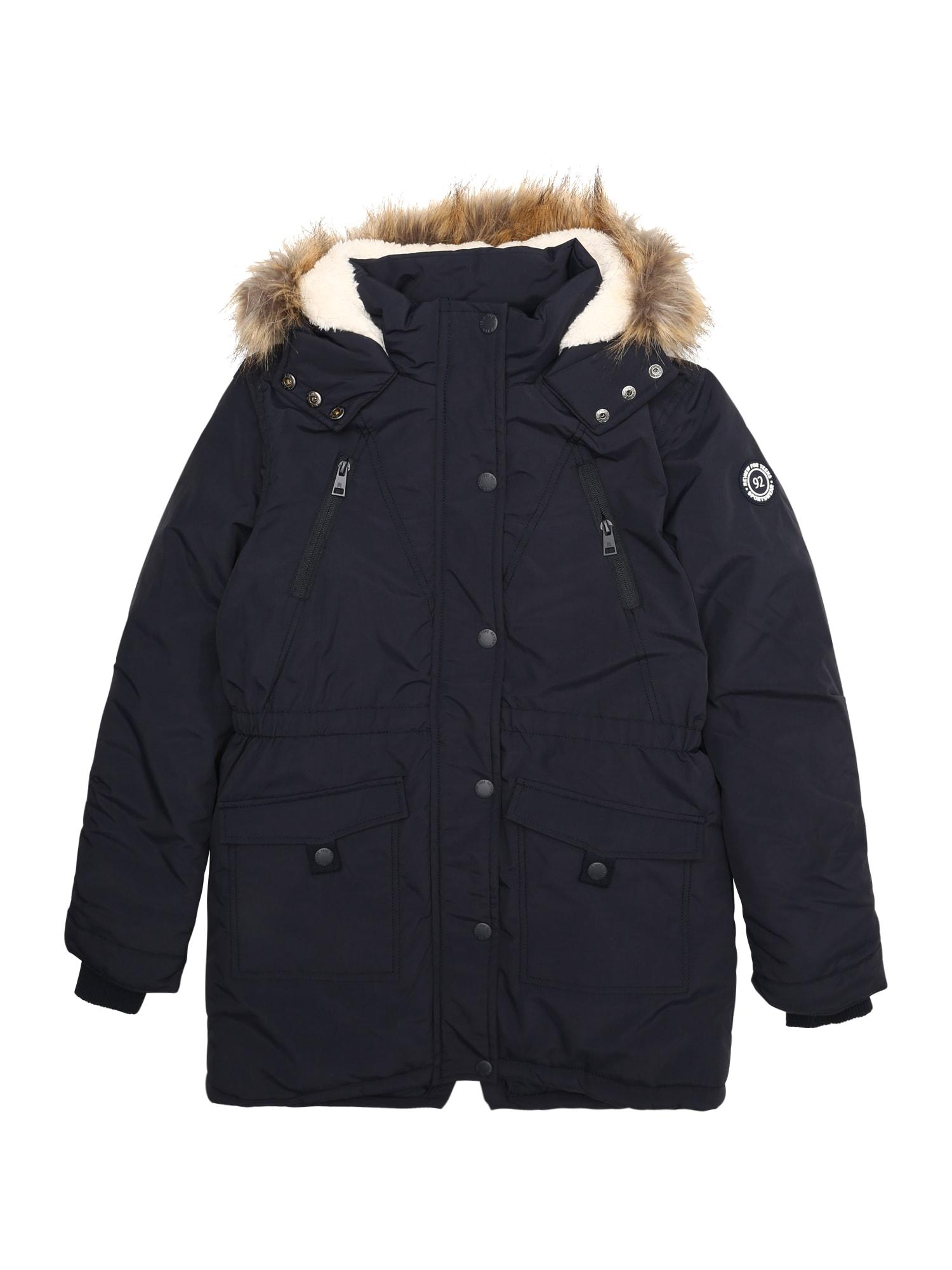 Zimní bunda TG-18-J900 námořnická modř REVIEW FOR TEENS