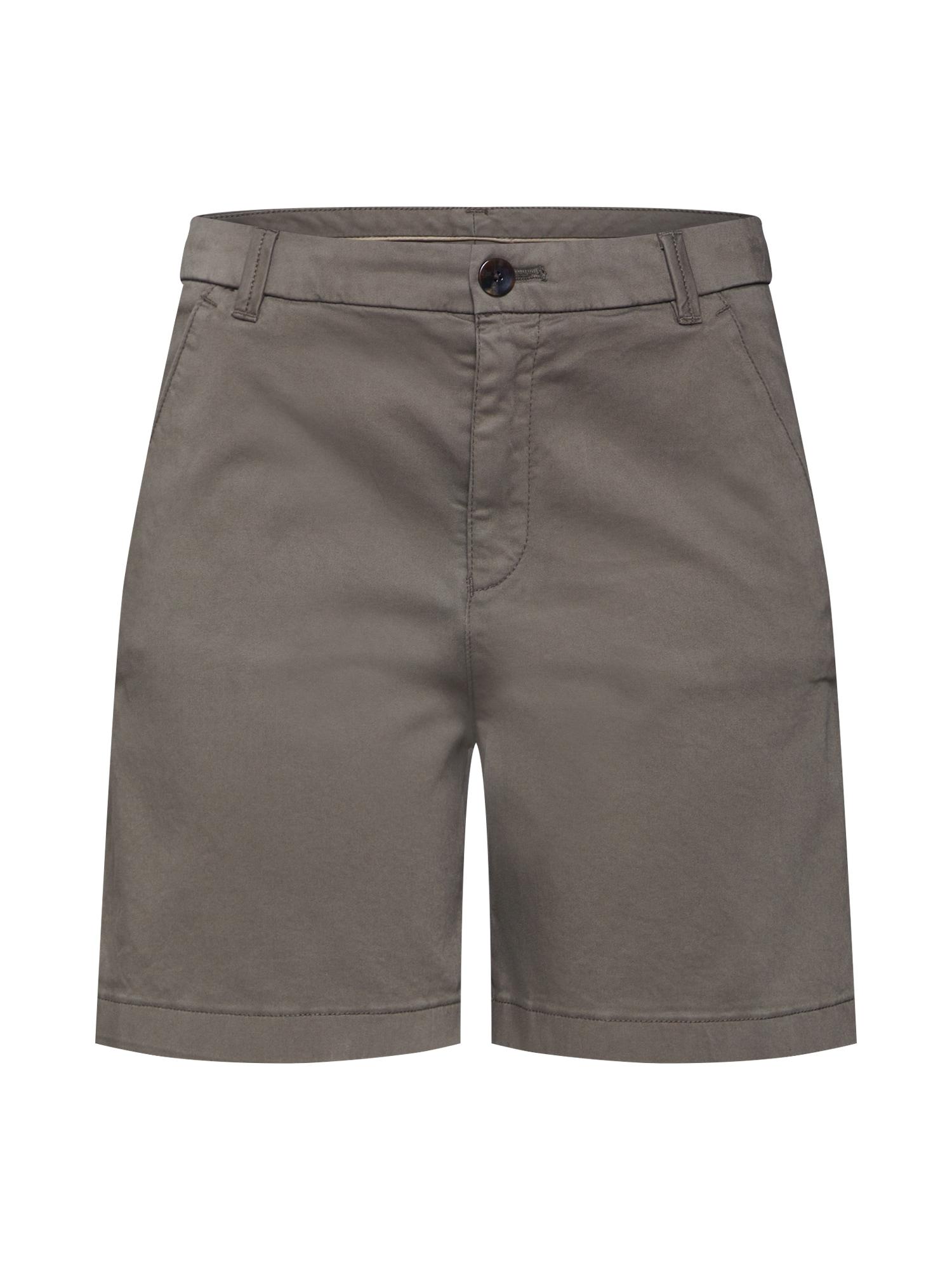 Kalhoty Sichily-D šedá BOSS
