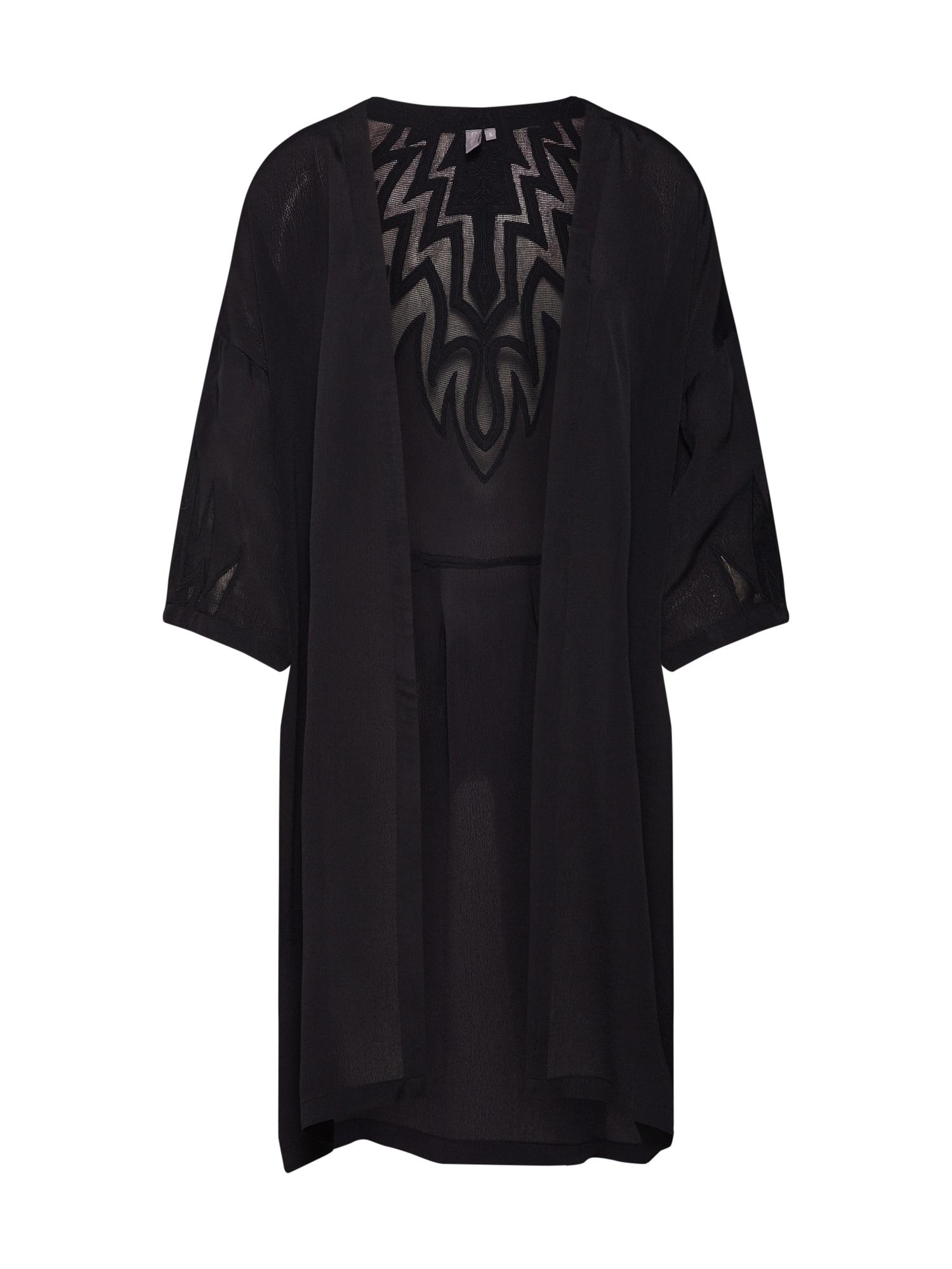 Kimono Sicilla černá CULTURE