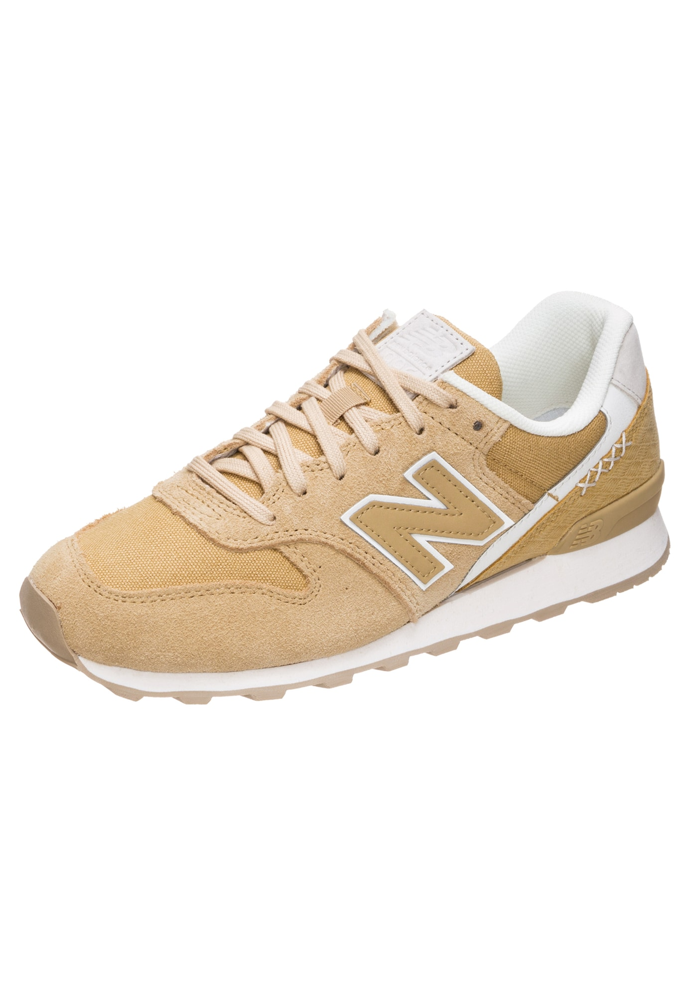 New Balance, Dames Sneakers laag 'WR996-BC-D', sand