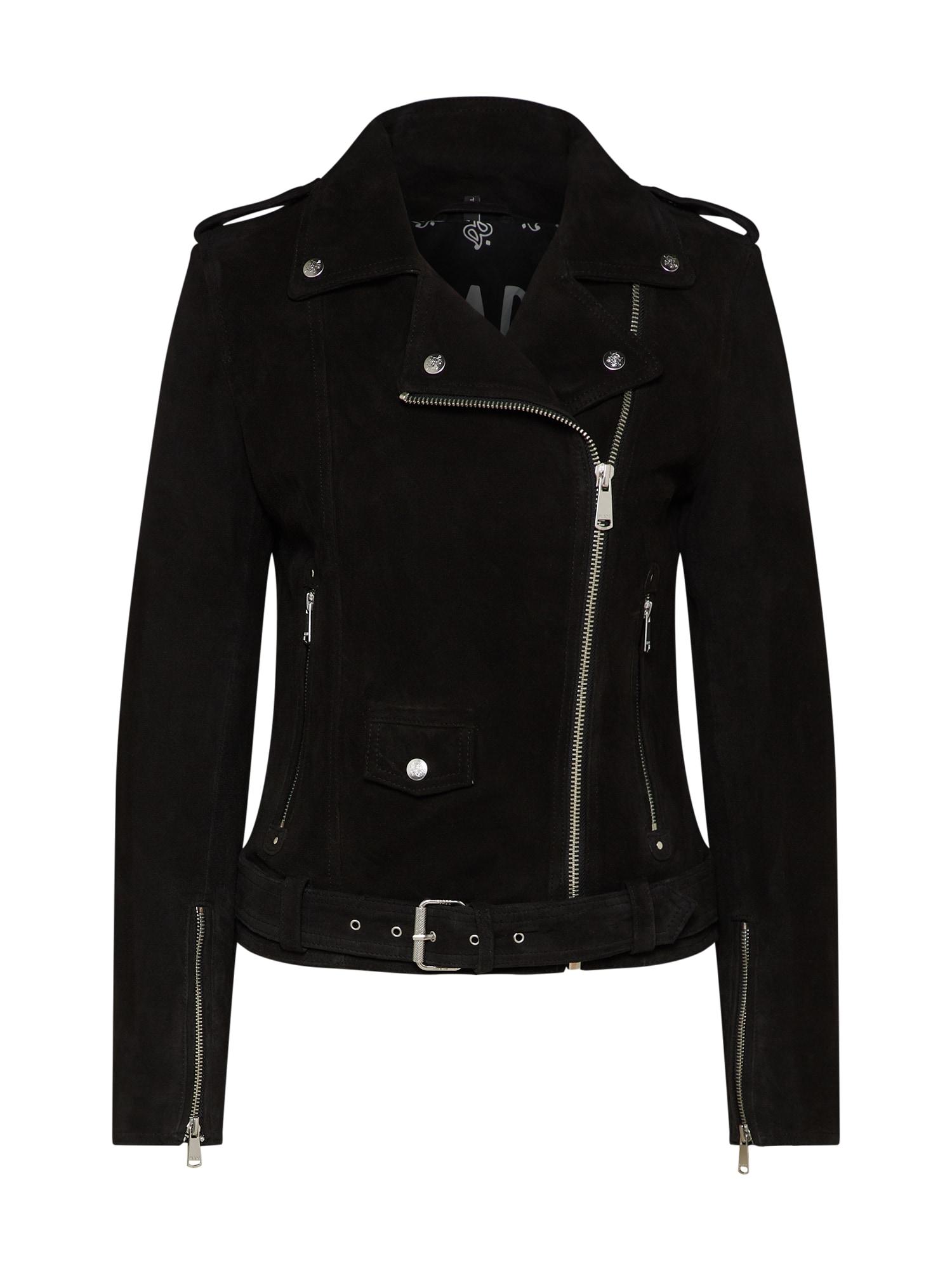 Přechodná bunda Diane Biber černá #LADC