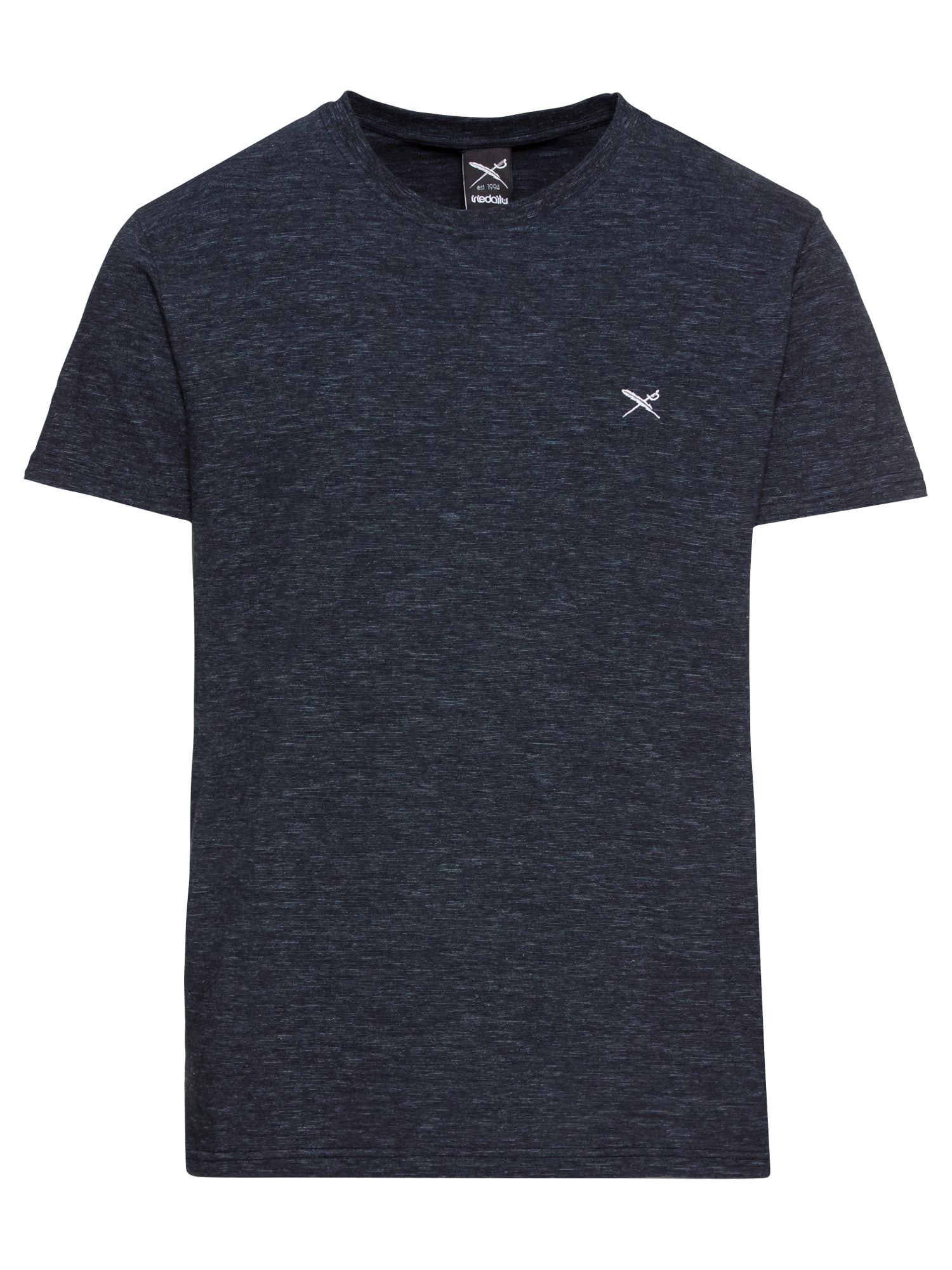 Tričko Chamisso Tee tmavě modrá Iriedaily