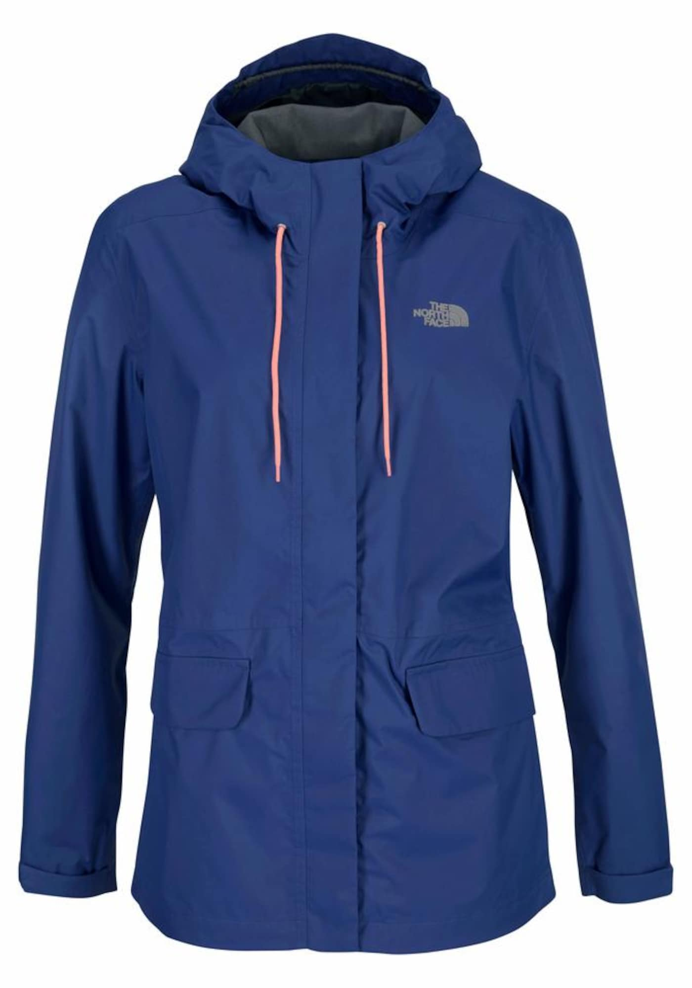 THE NORTH FACE Dames Functionele jas EXTENT SHELL JACKET blauw