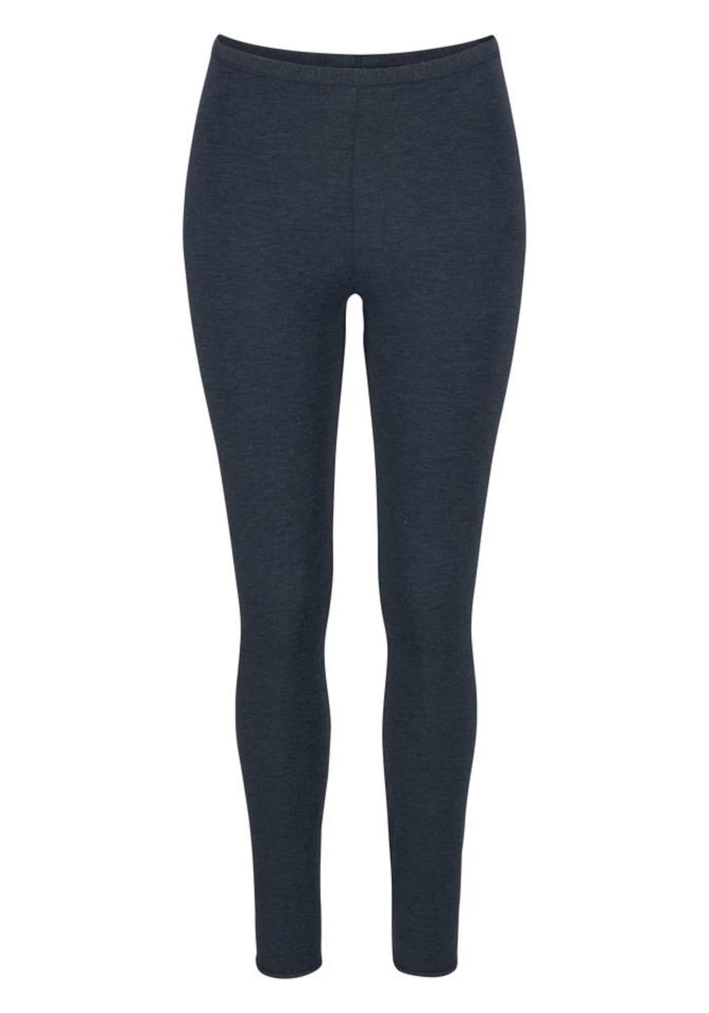 Pyžamové kalhoty Personal Fit tmavě modrá SCHIESSER