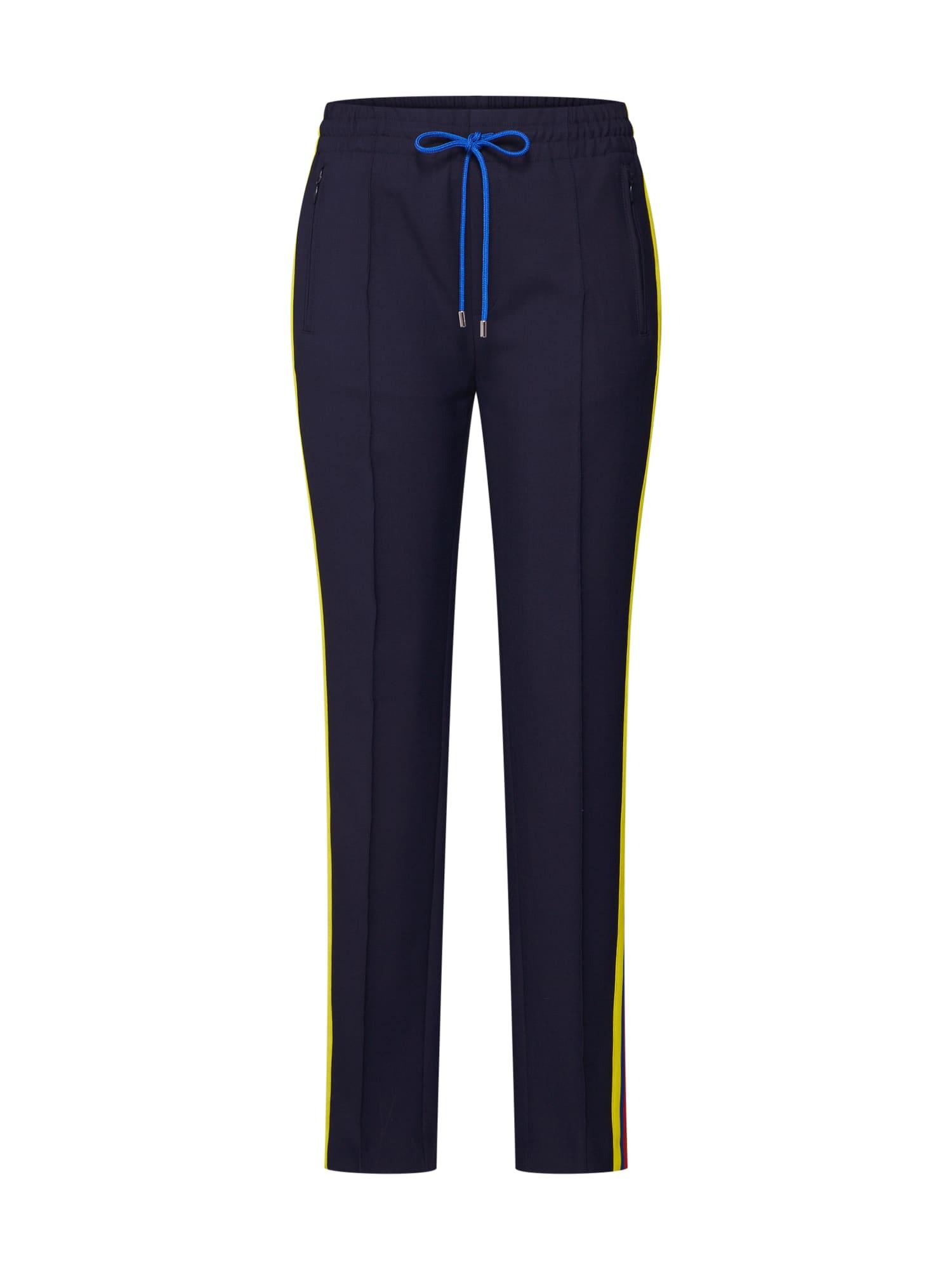 Kalhoty BLANKED_2 námořnická modř DRYKORN
