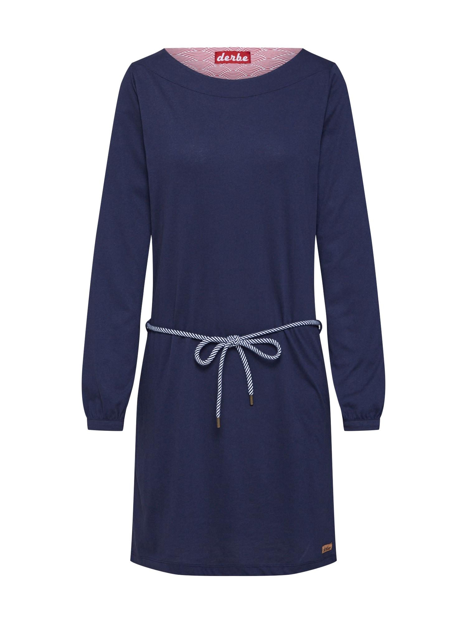 Šaty Marilyn DRESS námořnická modř Derbe