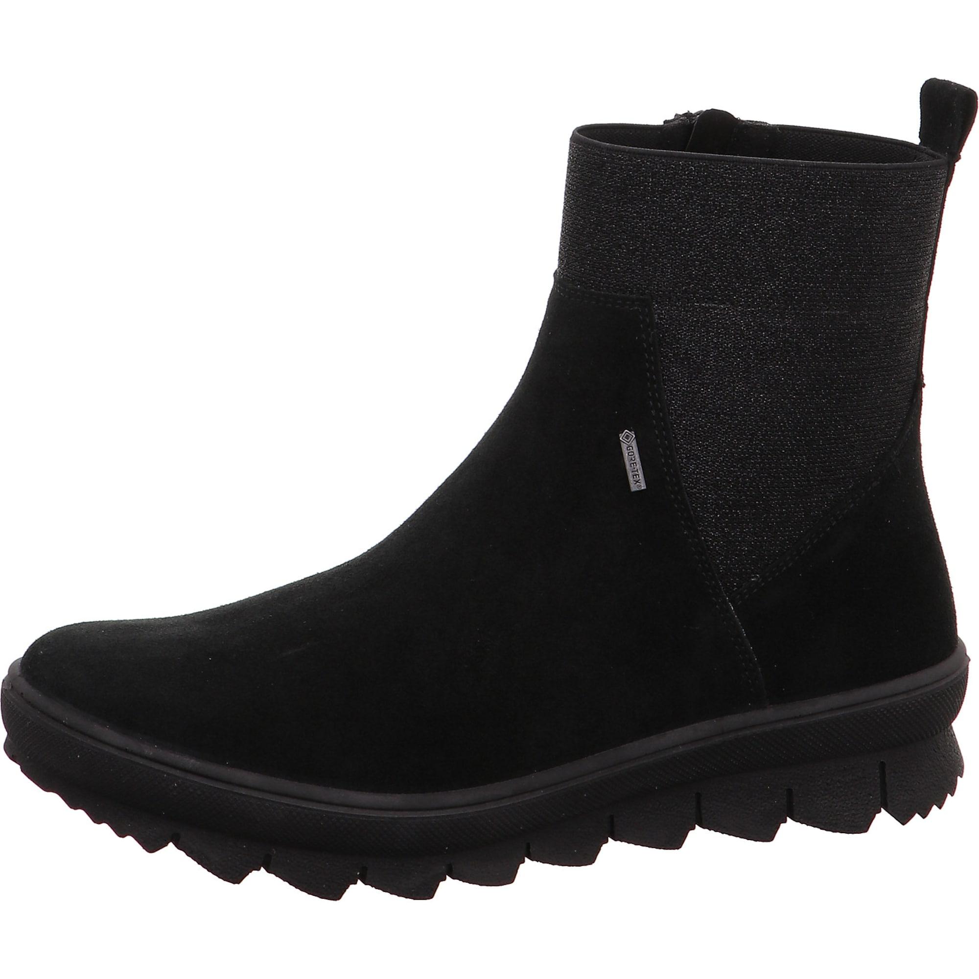 Winterstiefelette 'NOVARA'   Schuhe > Stiefeletten > Winterstiefeletten   Schwarz   Legero