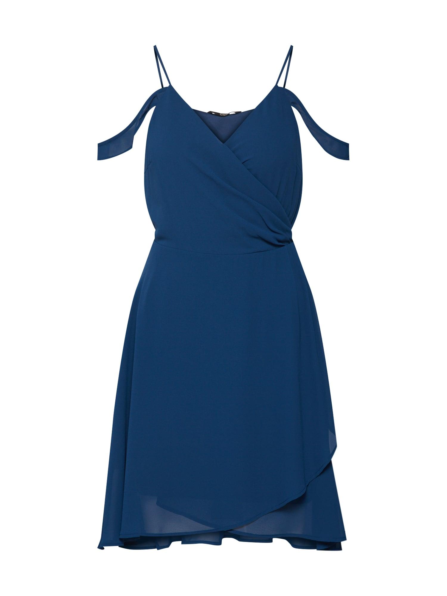 ONLY Sukienka koktajlowa 'Sense'  niebieski