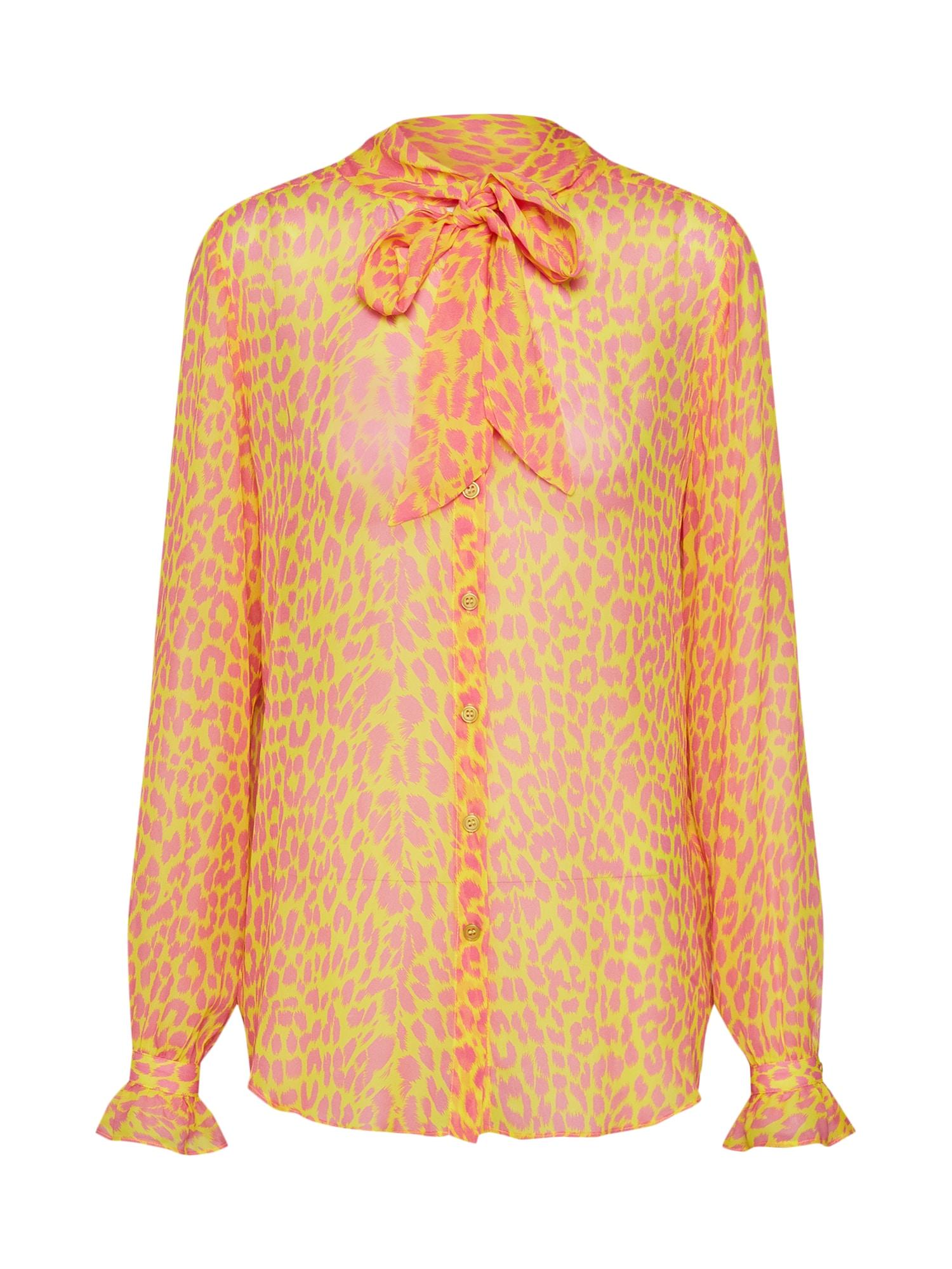 Halenka Estelle oranžová pink SAND COPENHAGEN