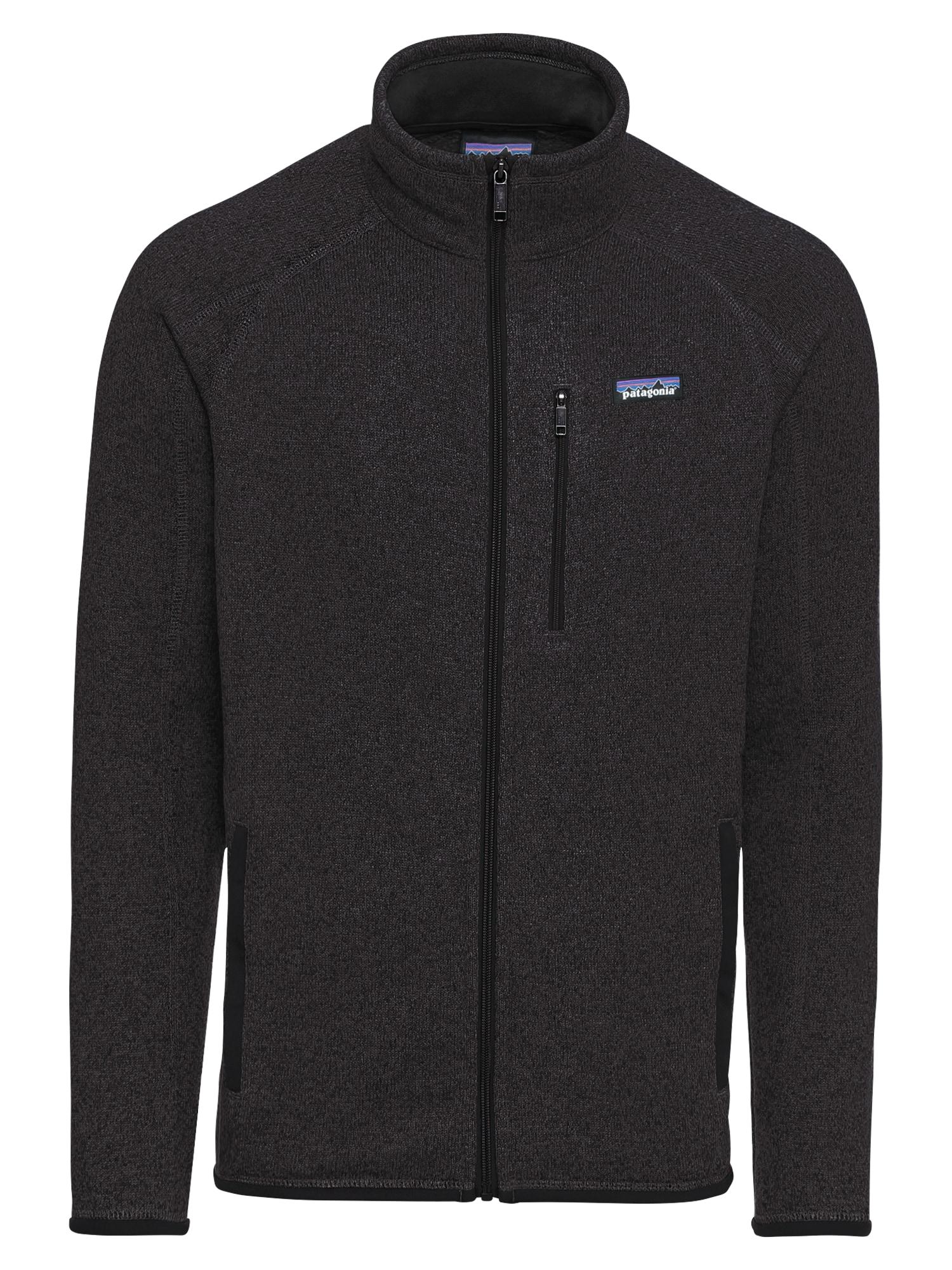 Funkční fleecová mikina Ms Better Sweater černá PATAGONIA