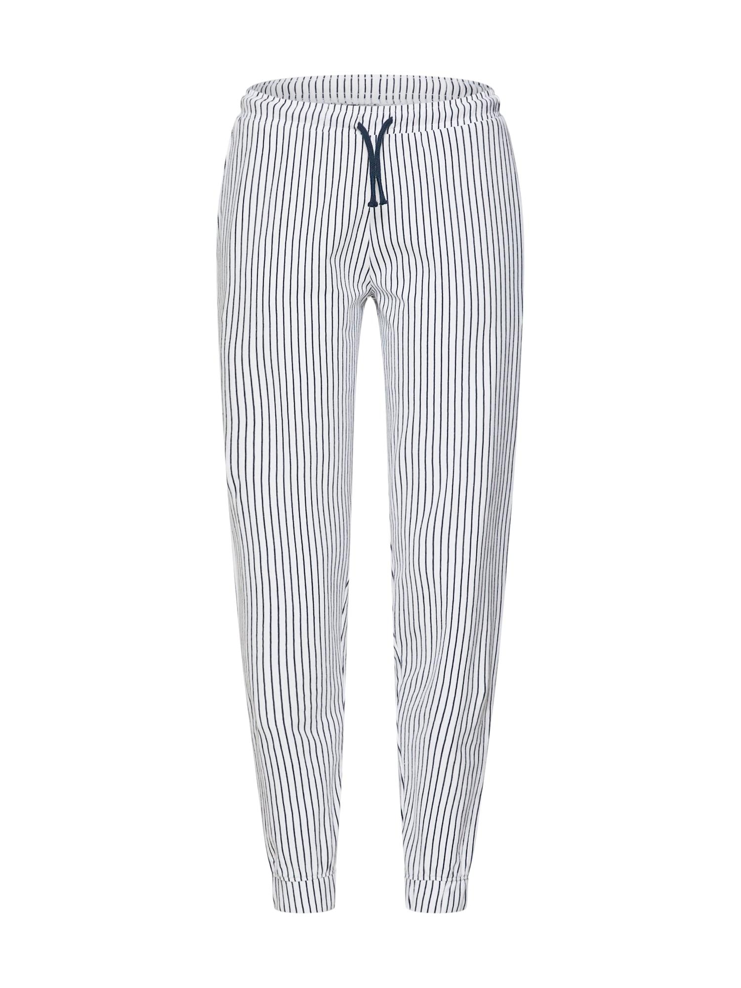 Kalhoty Mia námořnická modř bílá Wemoto