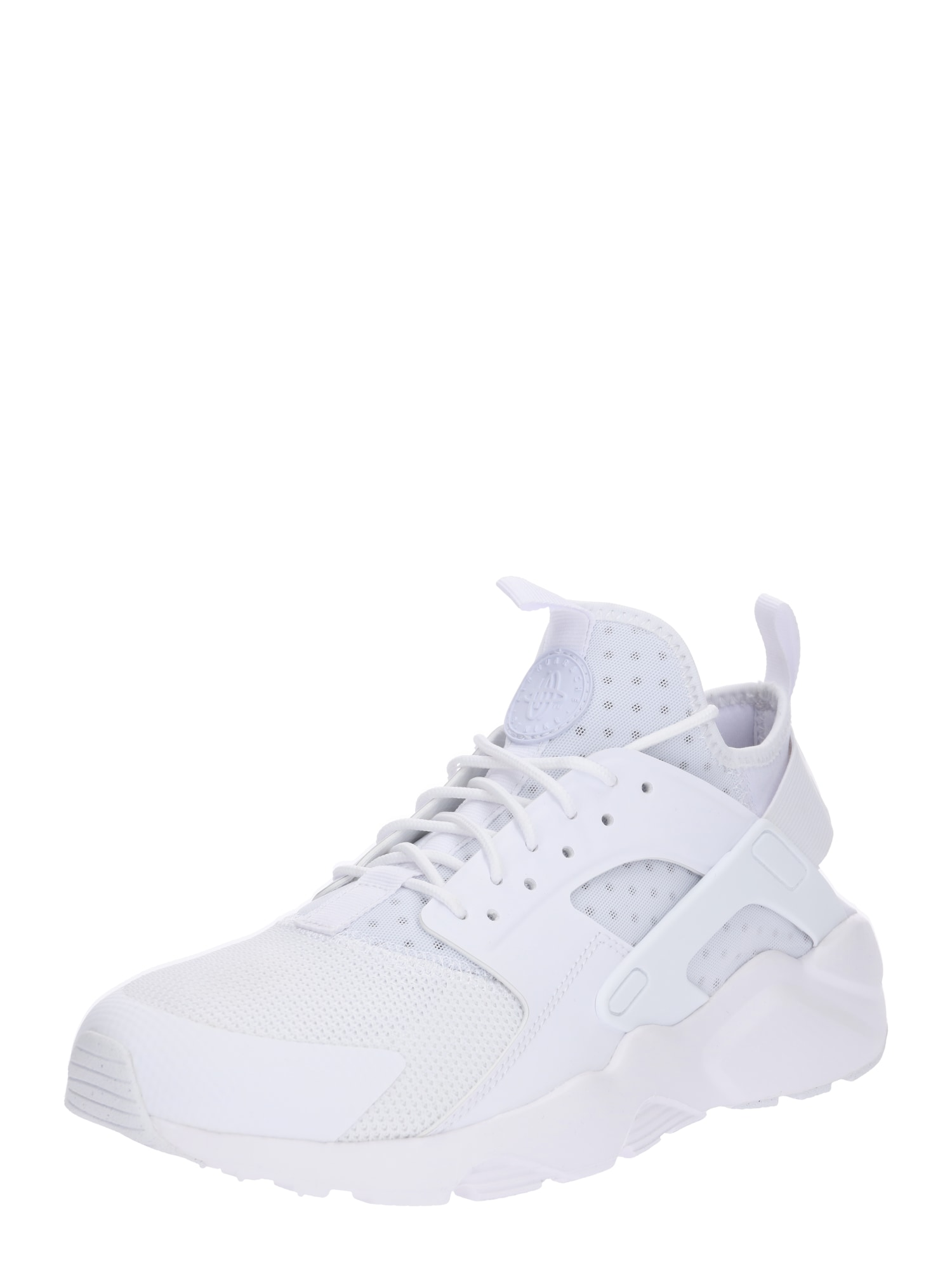 Nike Sportswear, Heren Sneakers laag 'Air Huarache Run Ultra', wit